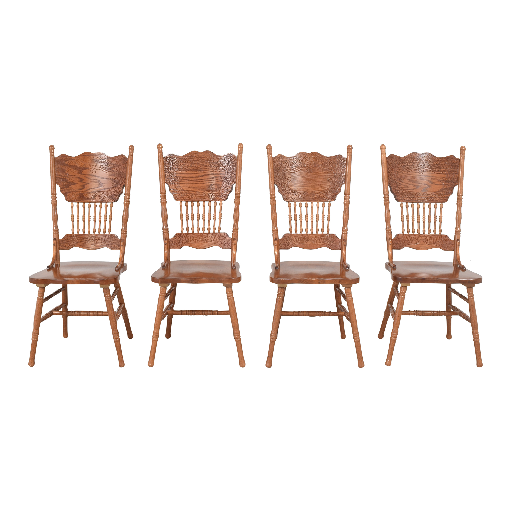 buy Poundex Poundex Pressback Dining Chairs online