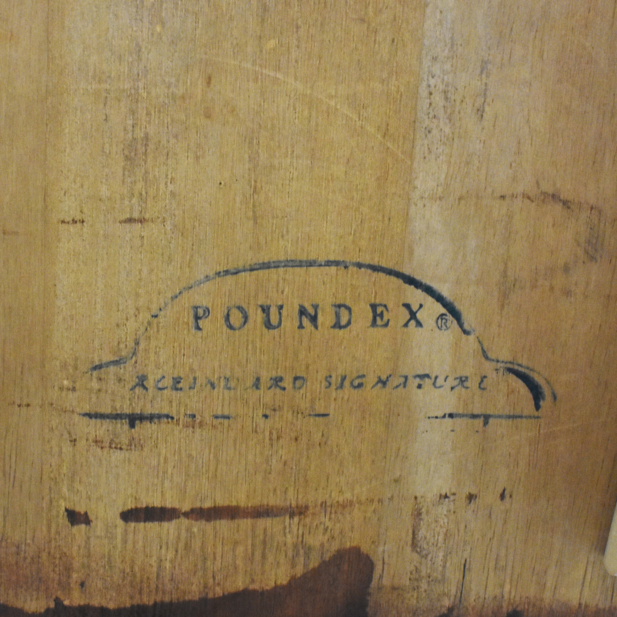 Poundex Poundex Pressback Dining Chairs