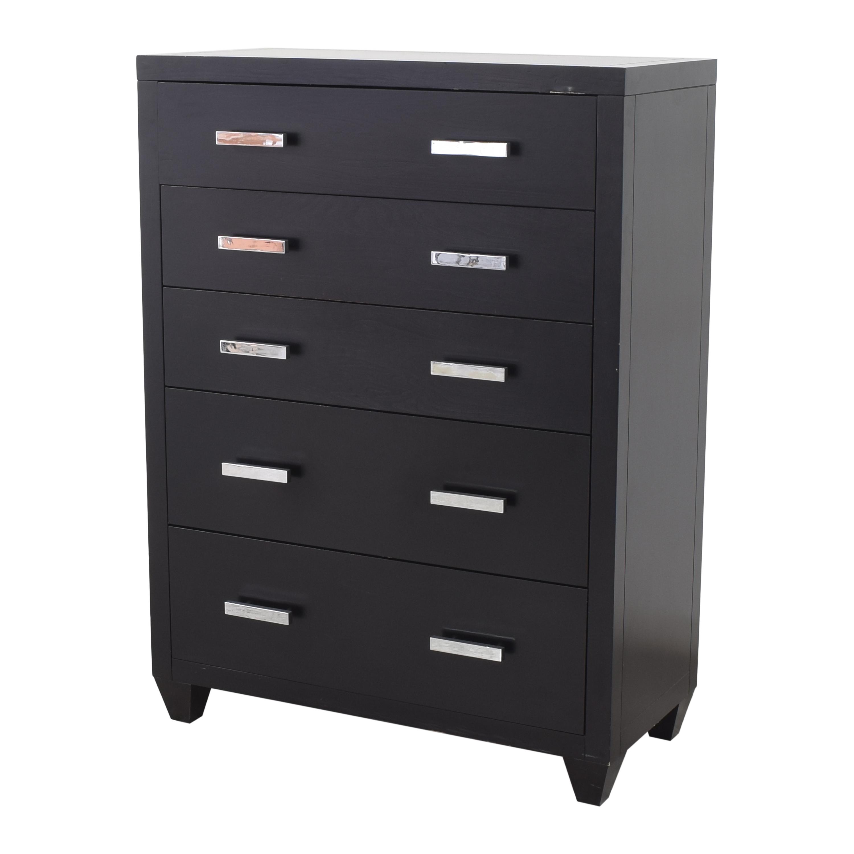 Z Gallerie Five Drawer Dresser / Storage