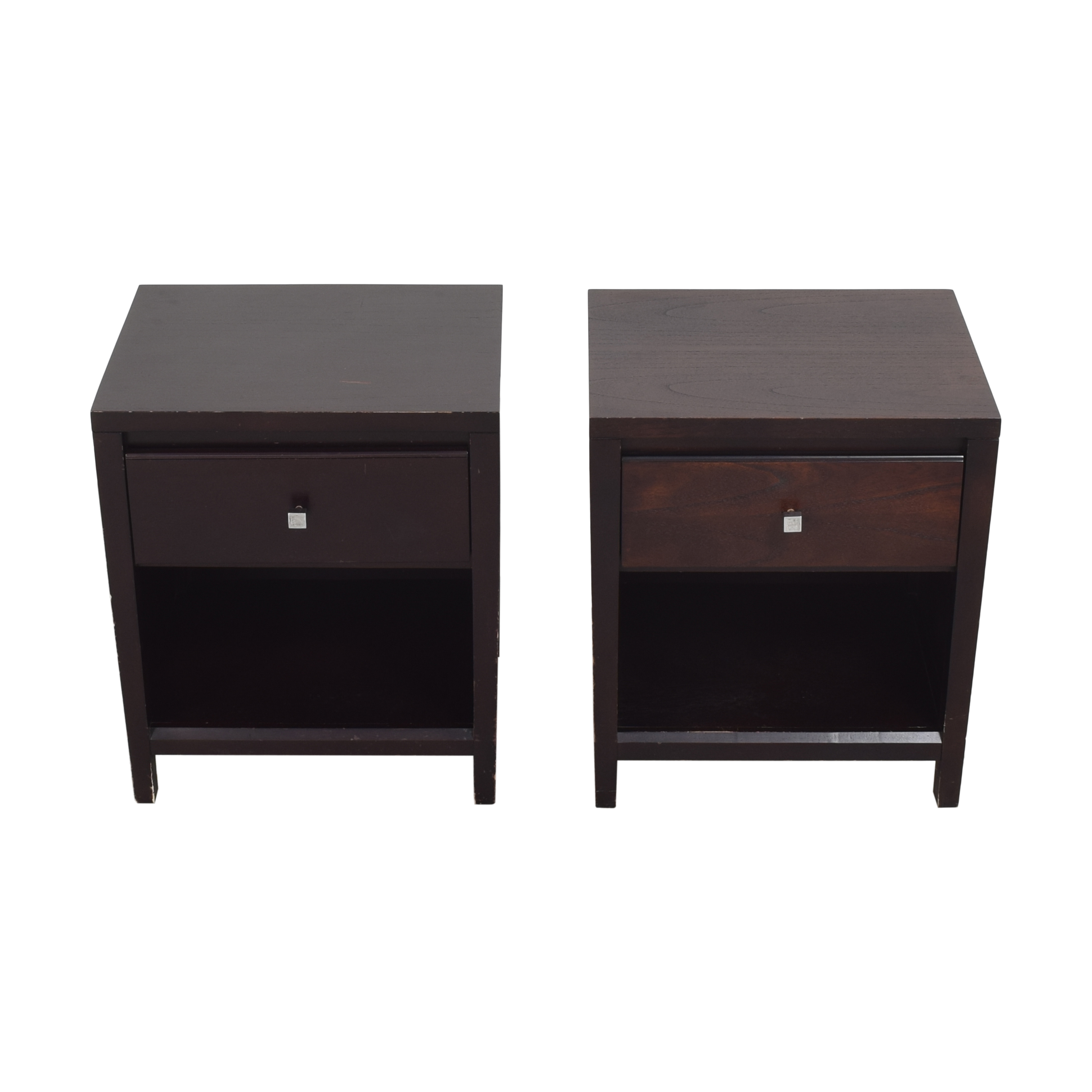 Z Gallerie Single Drawer Nightstands / Tables