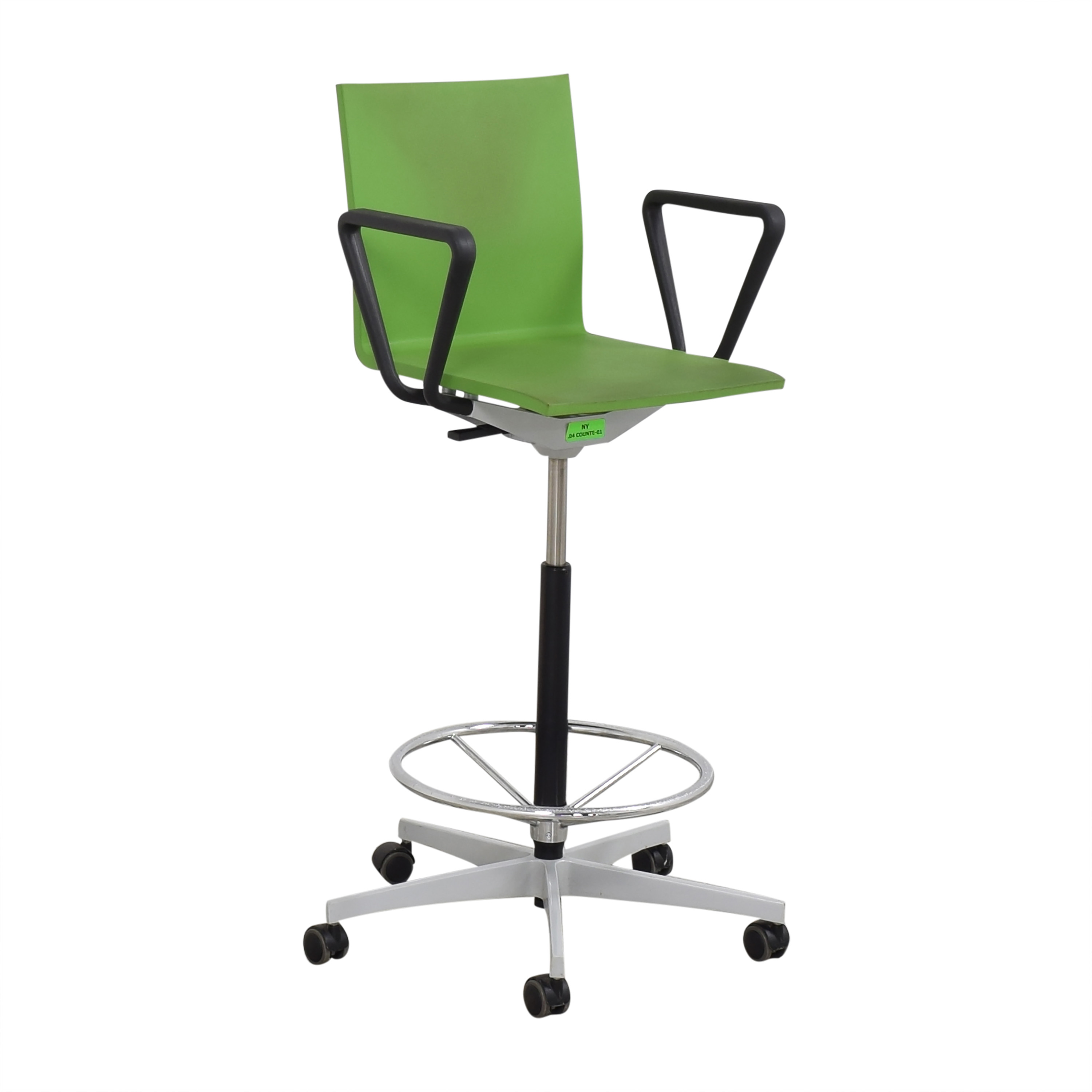 buy Vitra .04 Counter Arm Chair Vitra Home Office Chairs