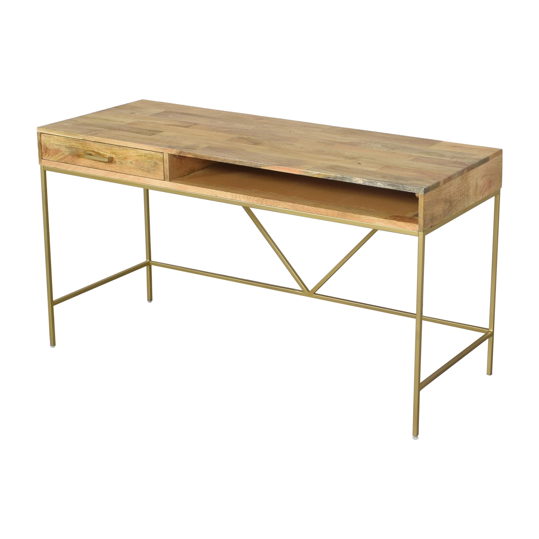buy AllModern Mario Desk AllModern