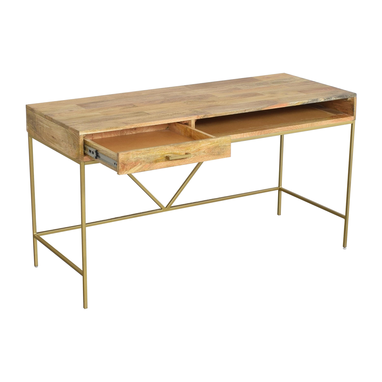 shop AllModern Mario Desk AllModern Tables