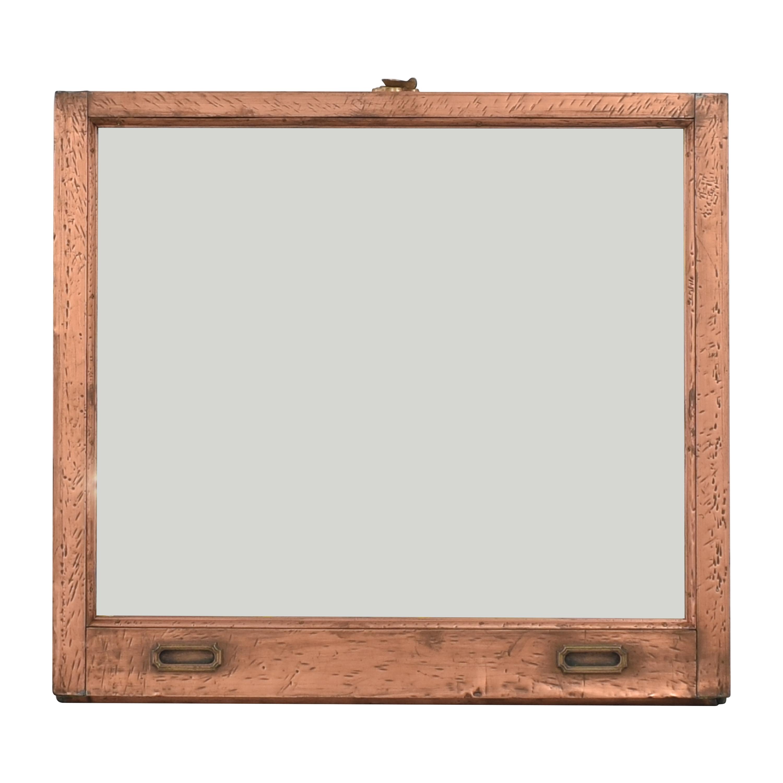 McAlpin House Hotel Window Mirror sale