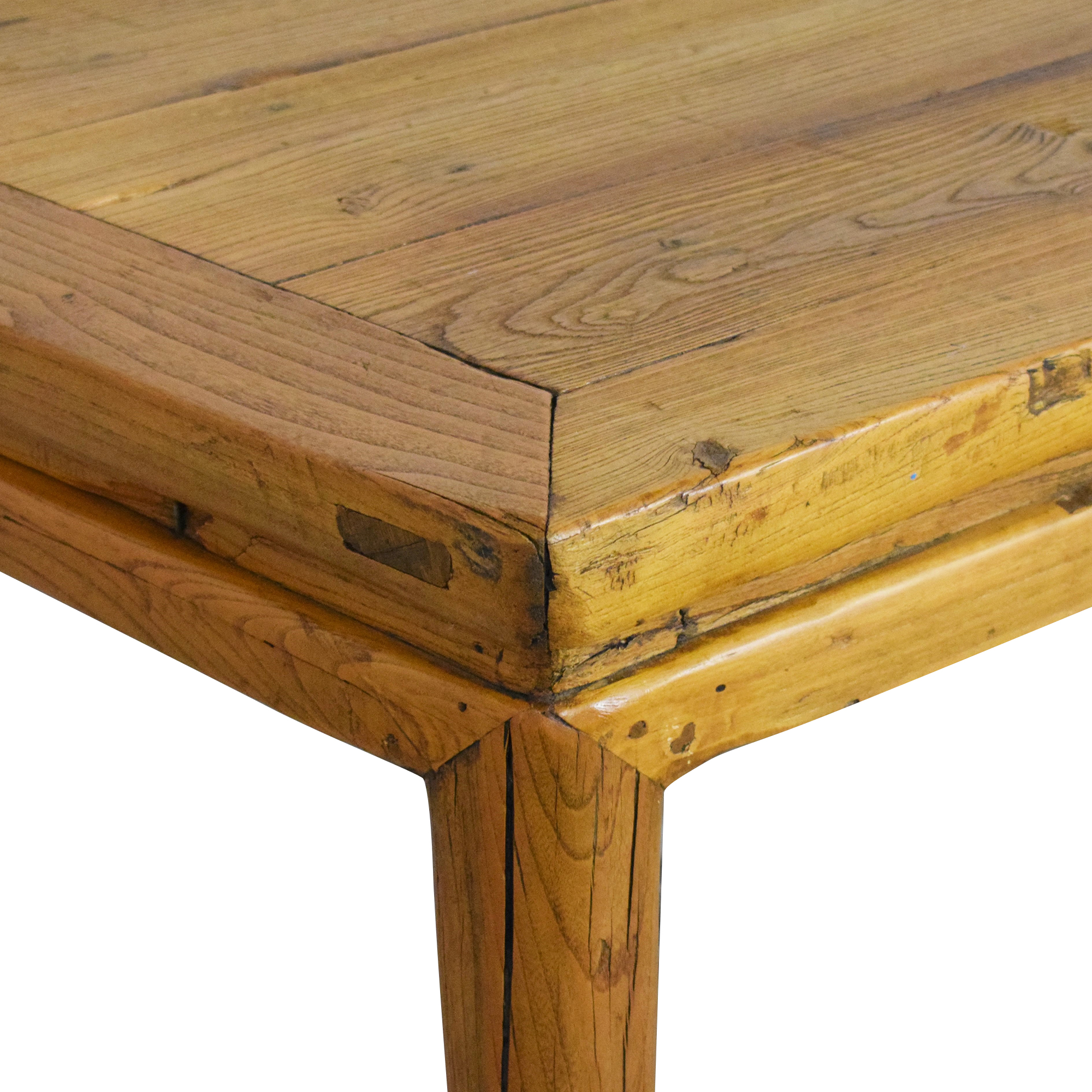 shop Vintage Balinese-Style Dining Table  Dinner Tables