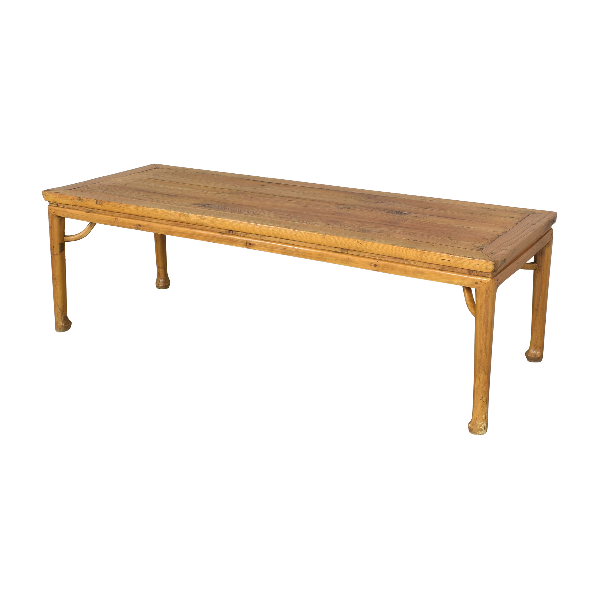 buy Vintage Balinese-Style Dining Table  Dinner Tables