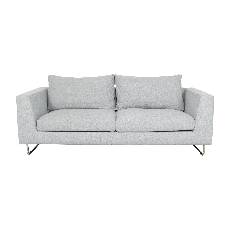 Interior Define Interior Define Asher Sofa dimensions