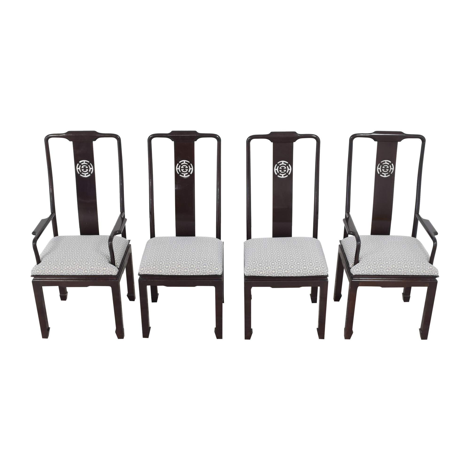buy Chinoiserie Dining Chairs  Chairs