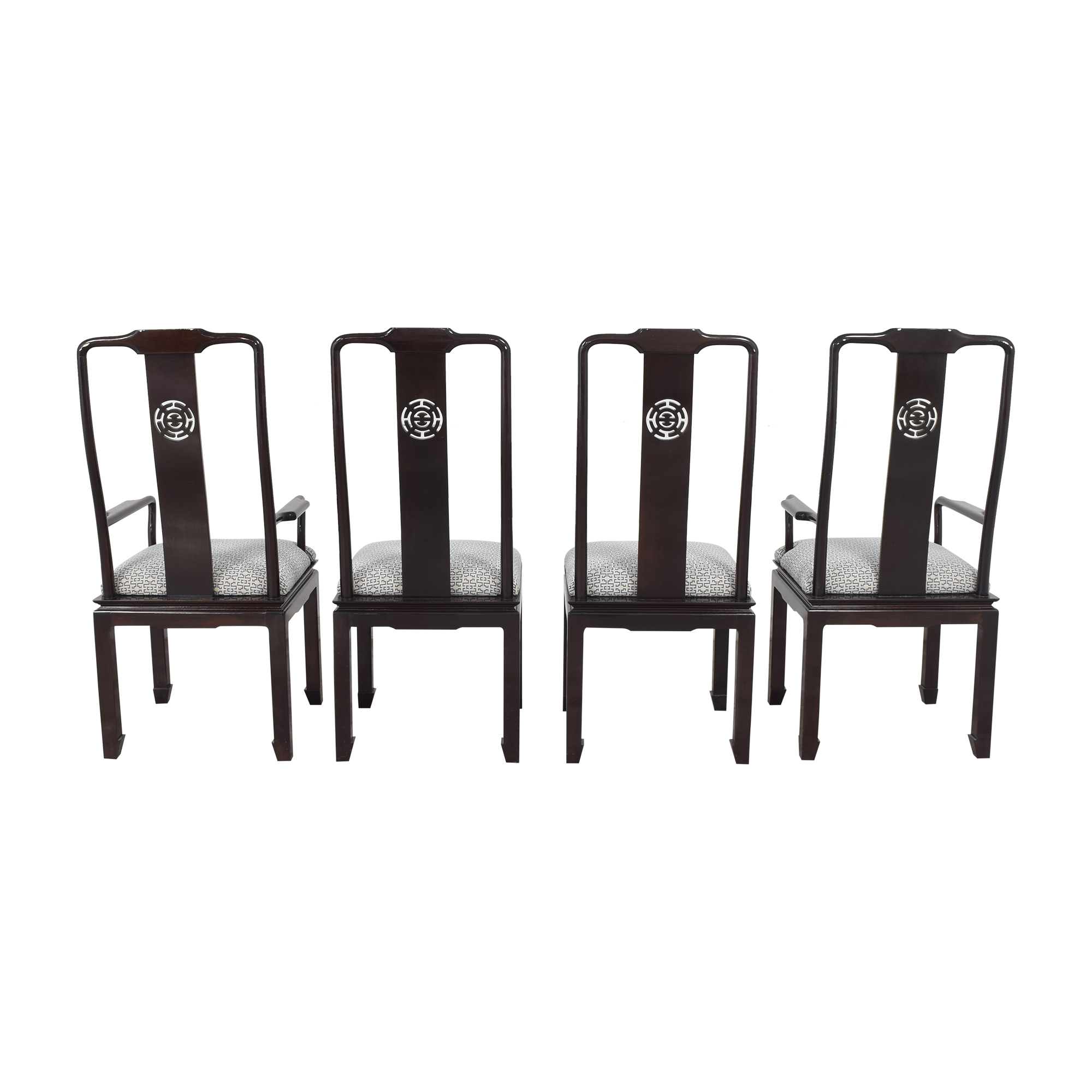 Chinoiserie Dining Chairs discount