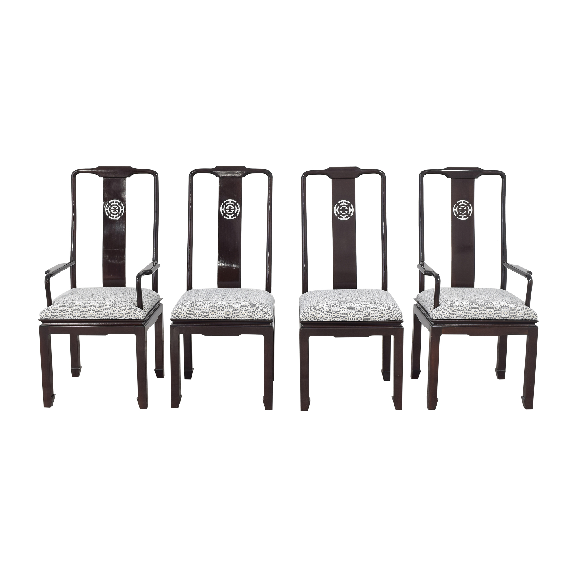 Chinoiserie Dining Chairs Chairs