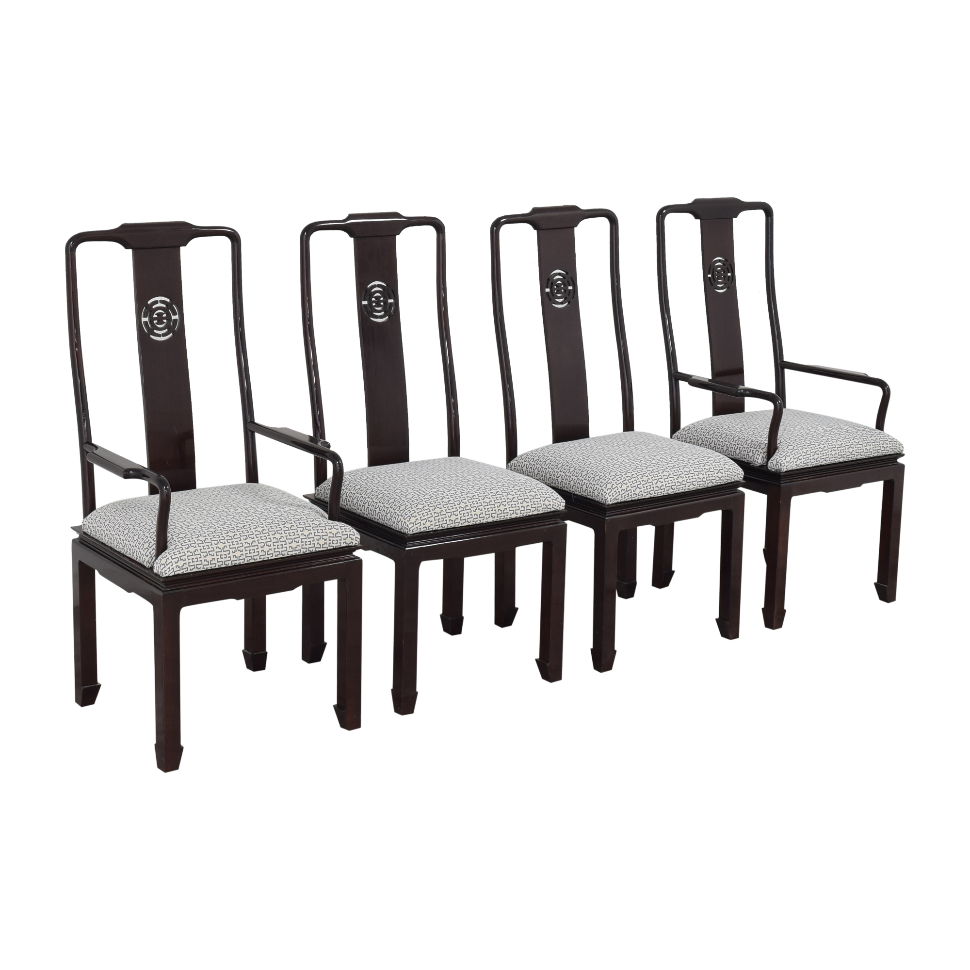 Chinoiserie Dining Chairs coupon