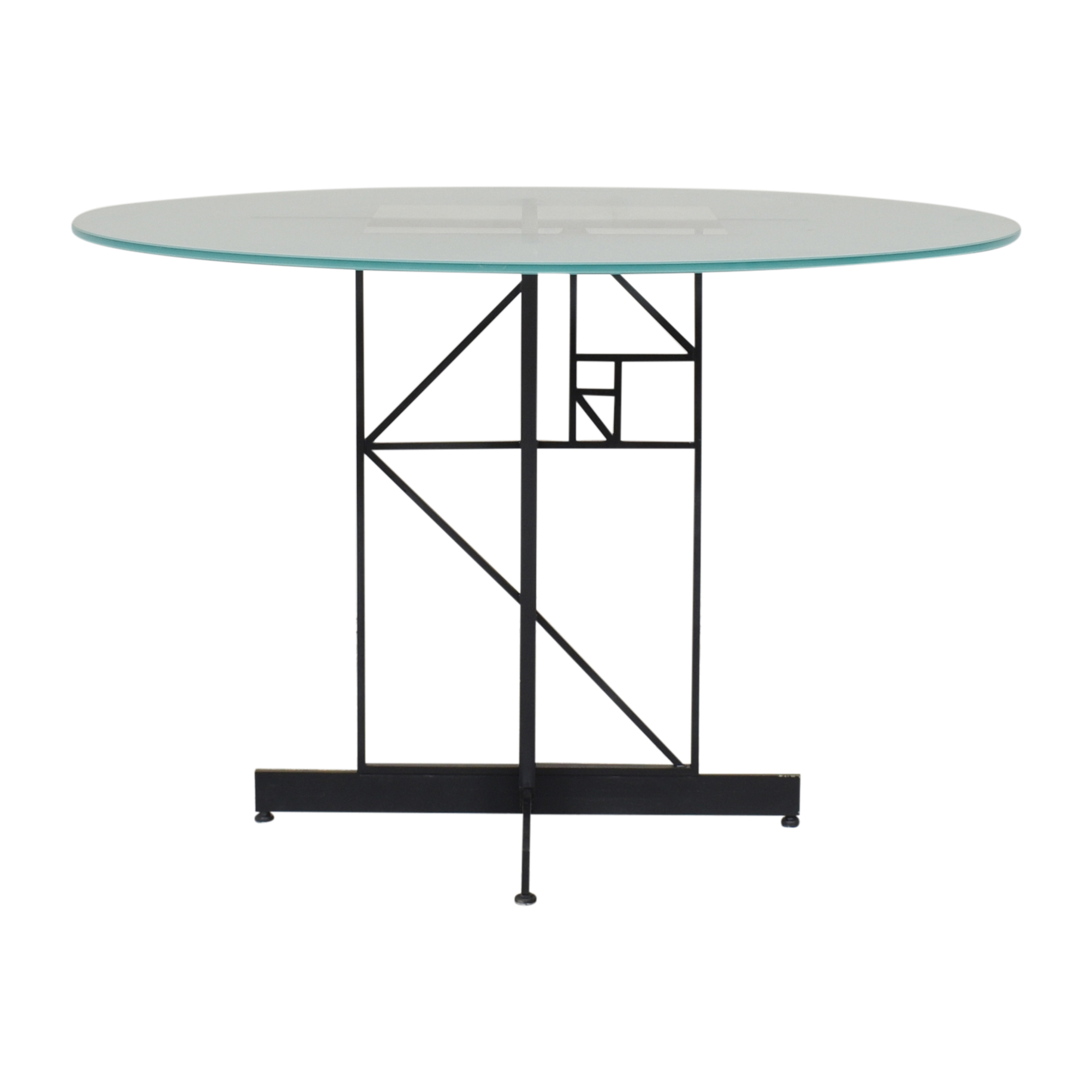 buy Round Top Dining Table  Dinner Tables