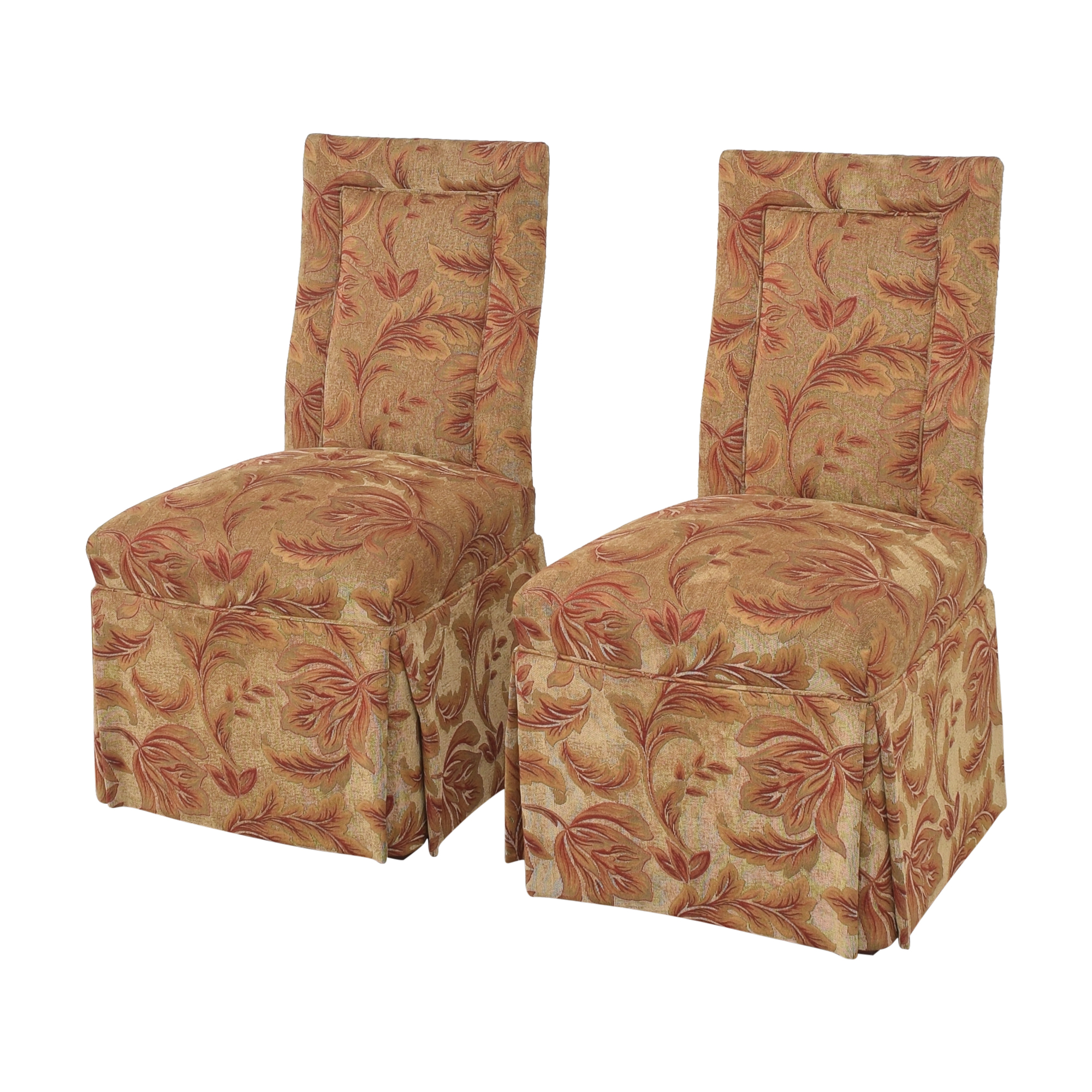 buy Cox Manufacturing Cox Manufacturing Skirted Dining Chairs online