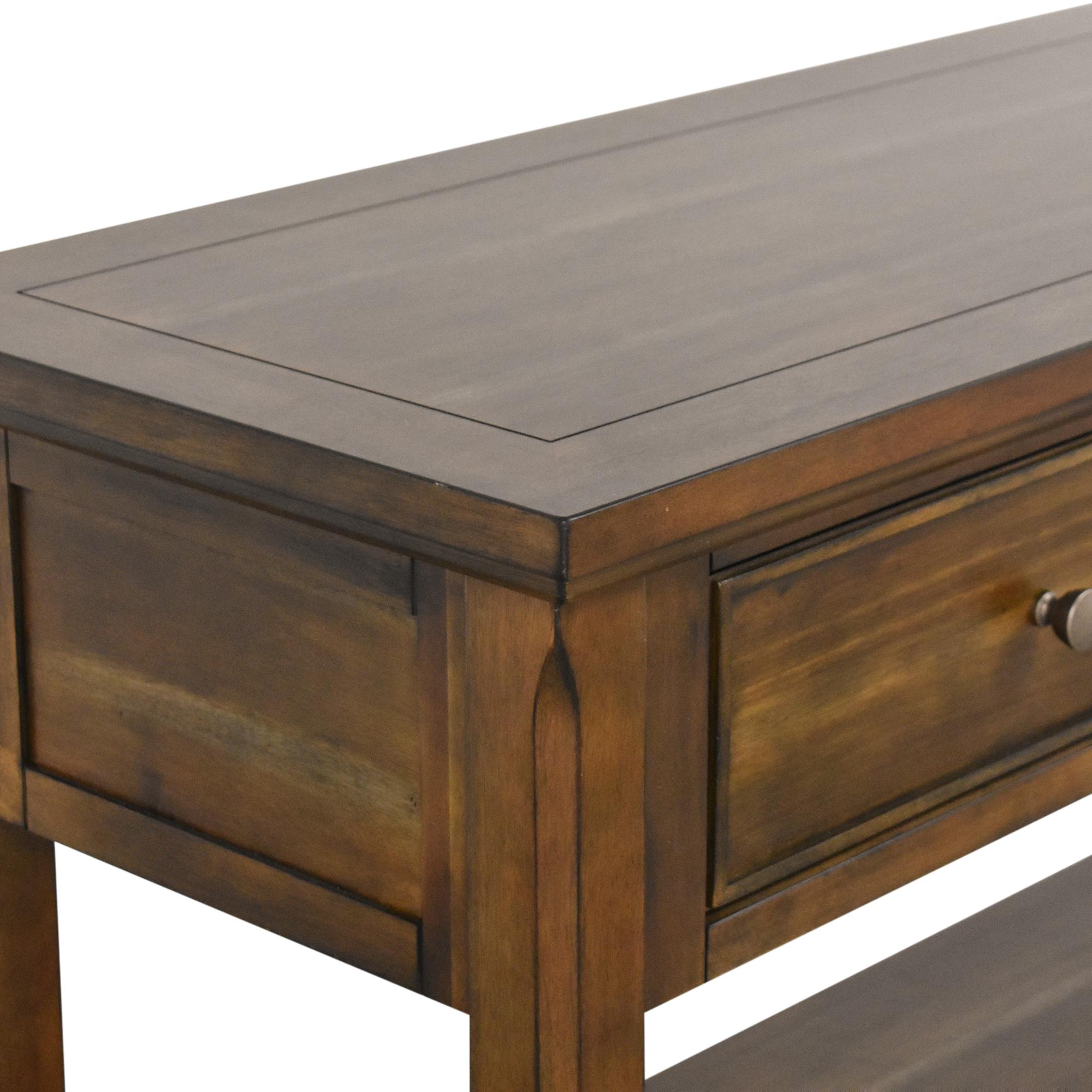 Ashley Furniture Ashley Furniture Porter Console Table price