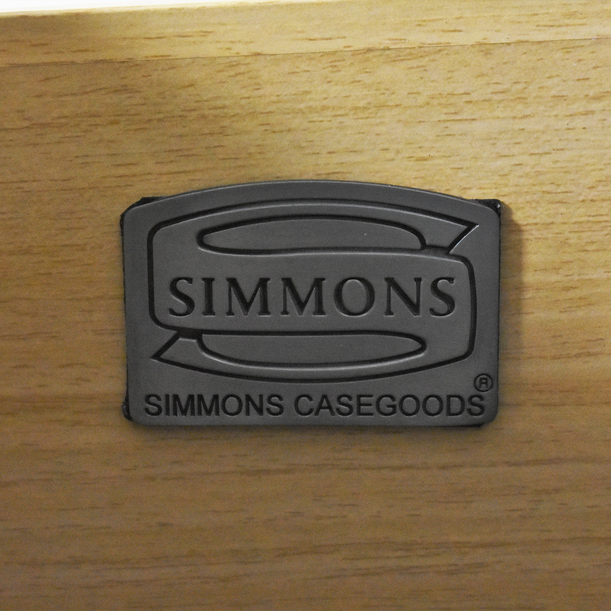 buy Simmons Simmons Remington Dresser with Mirror online