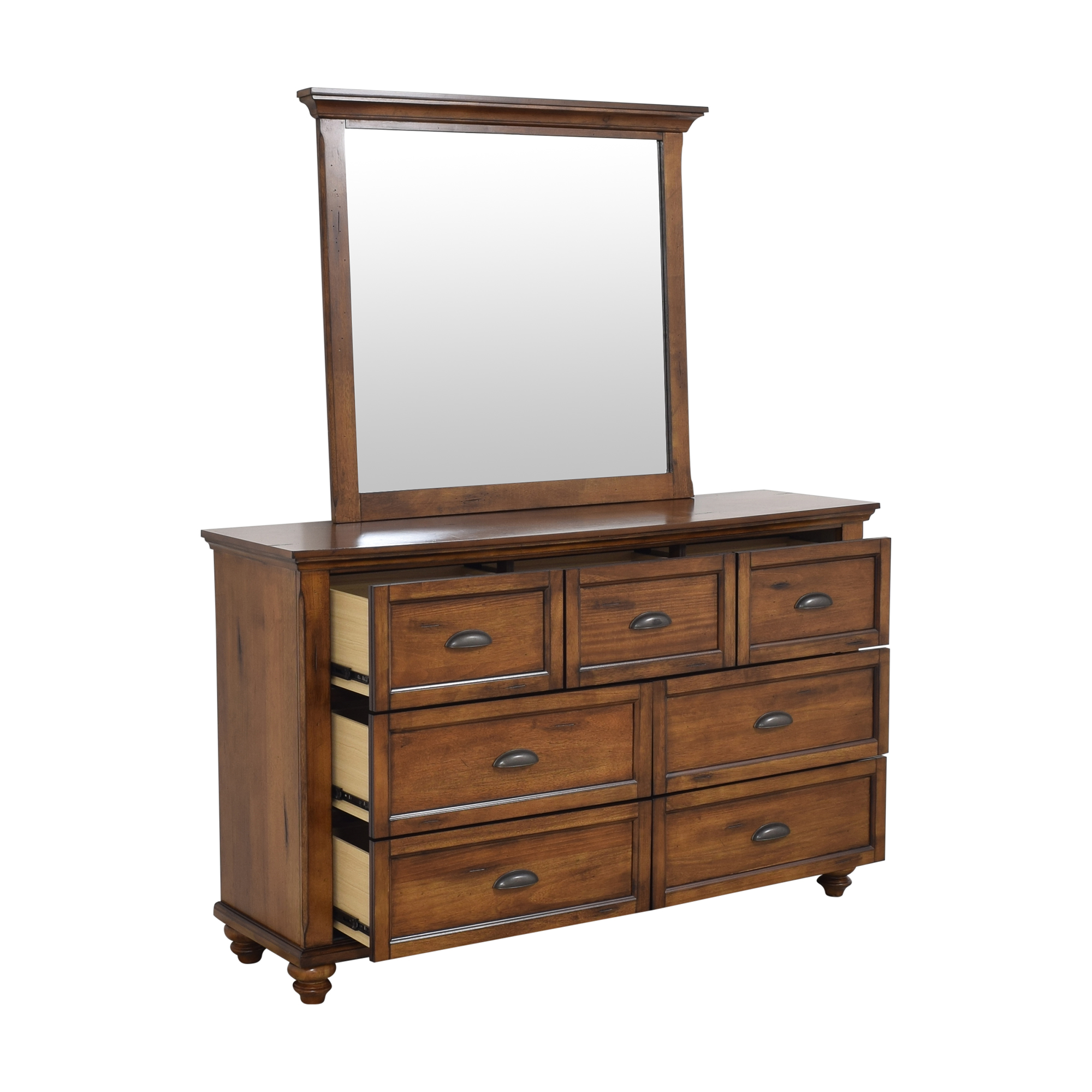 Simmons Simmons Remington Dresser with Mirror Dressers