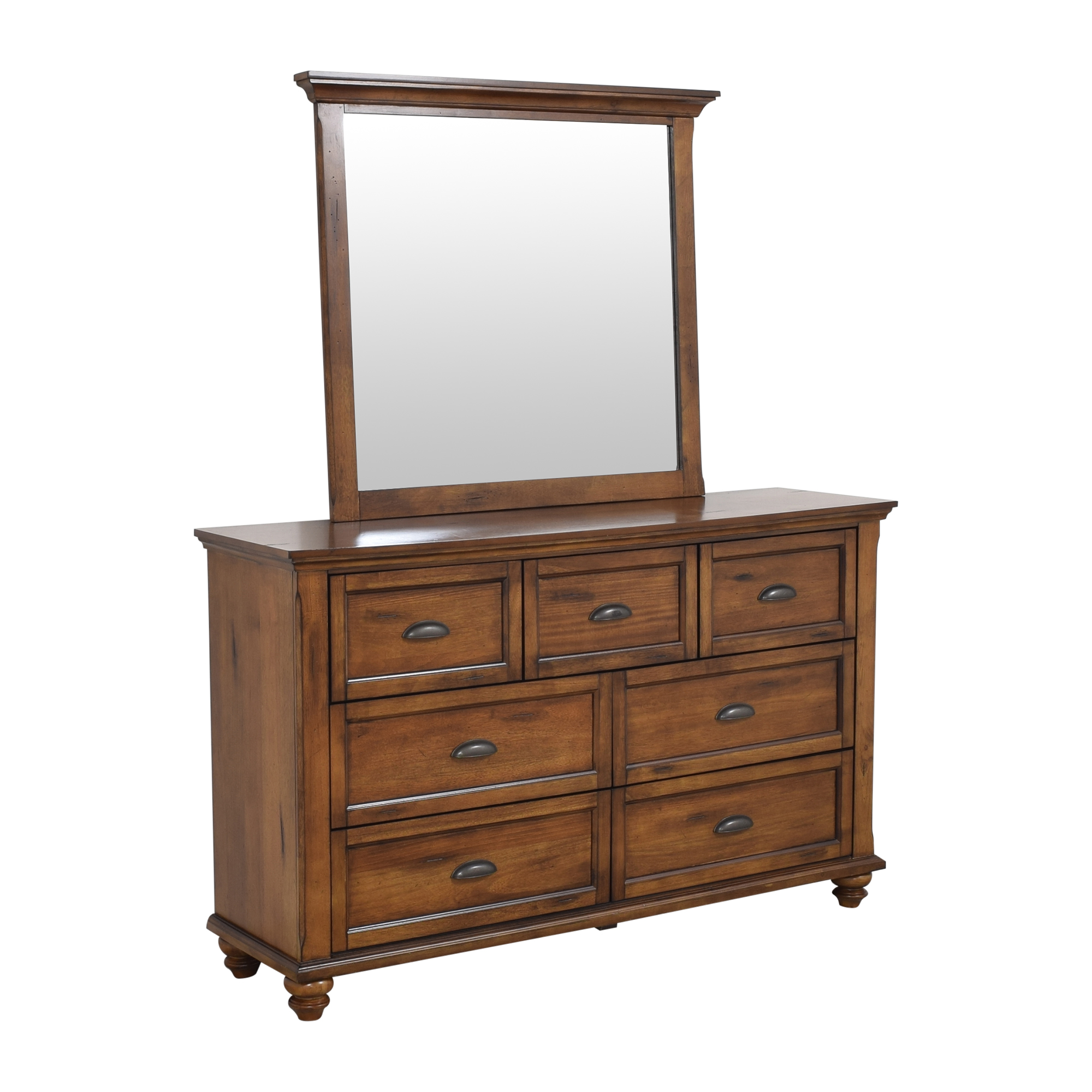 Simmons Simmons Remington Dresser with Mirror coupon