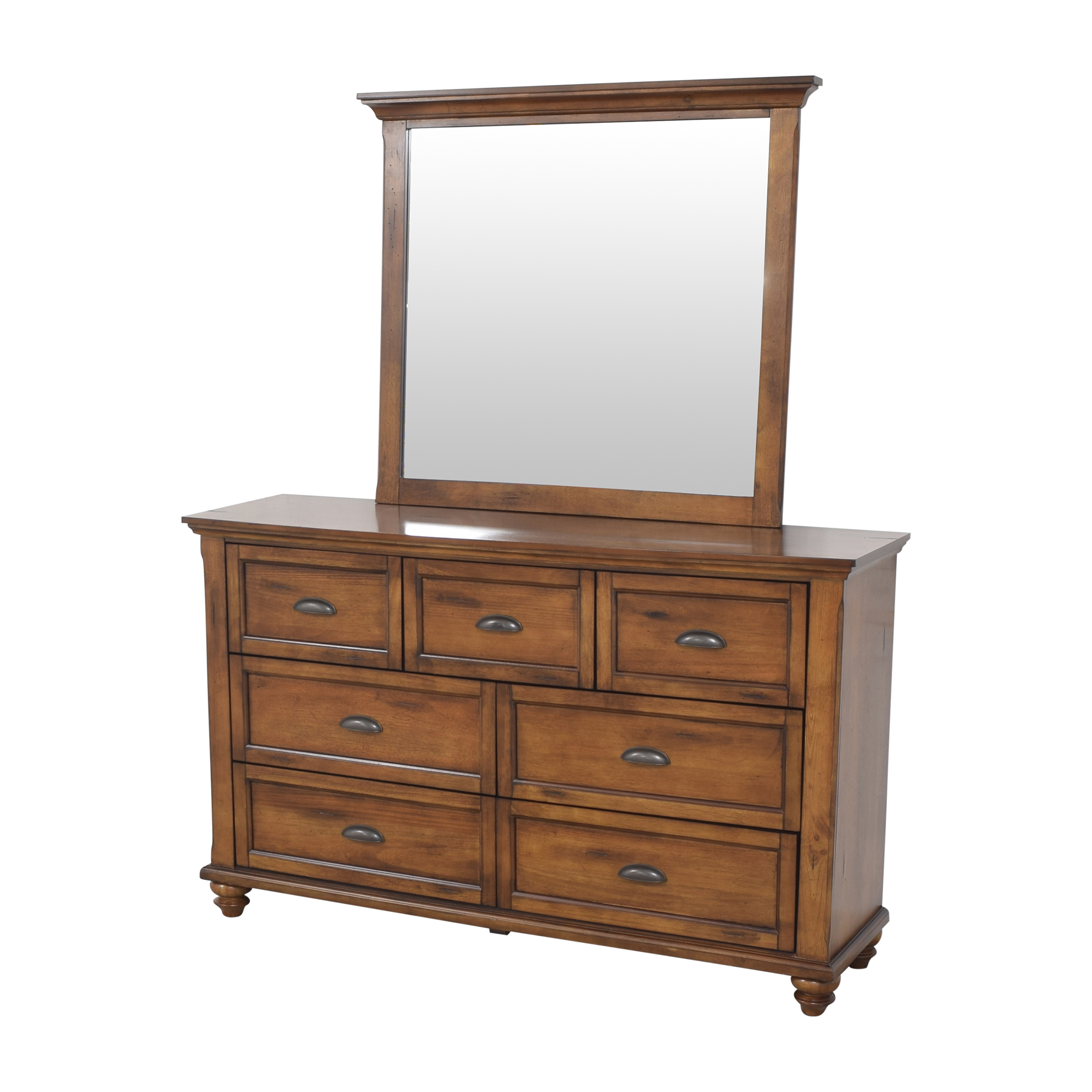 Simmons Simmons Remington Dresser with Mirror discount