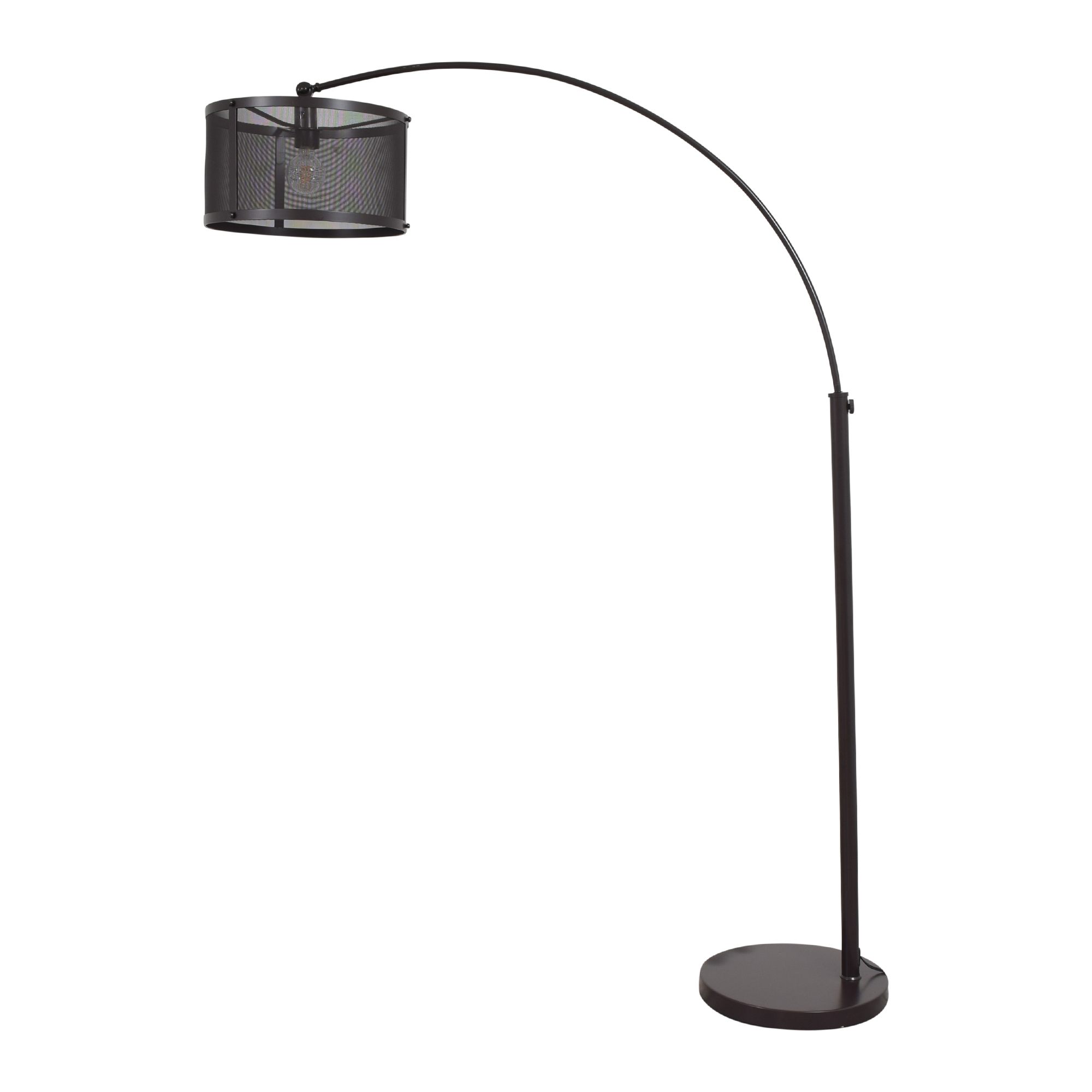shop Quoizel Overarching Floor Lamp Quoizel Decor