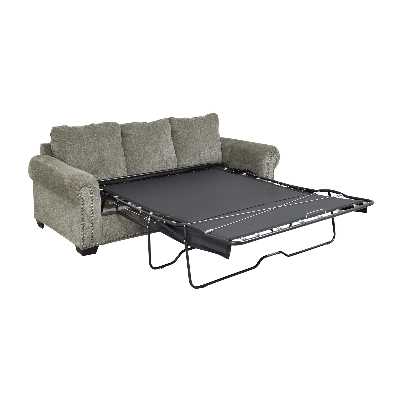 Raymour & Flanigan Raymour & Flanigan Basin Sleeper Sofa