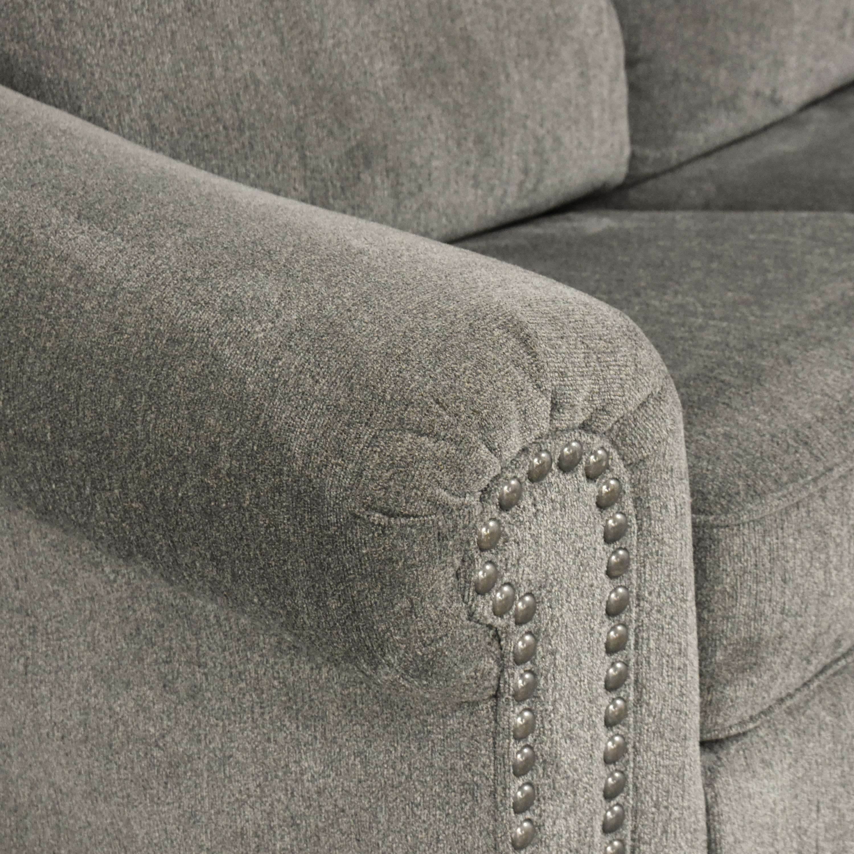 buy Raymour & Flanigan Raymour & Flanigan Basin Sleeper Sofa online