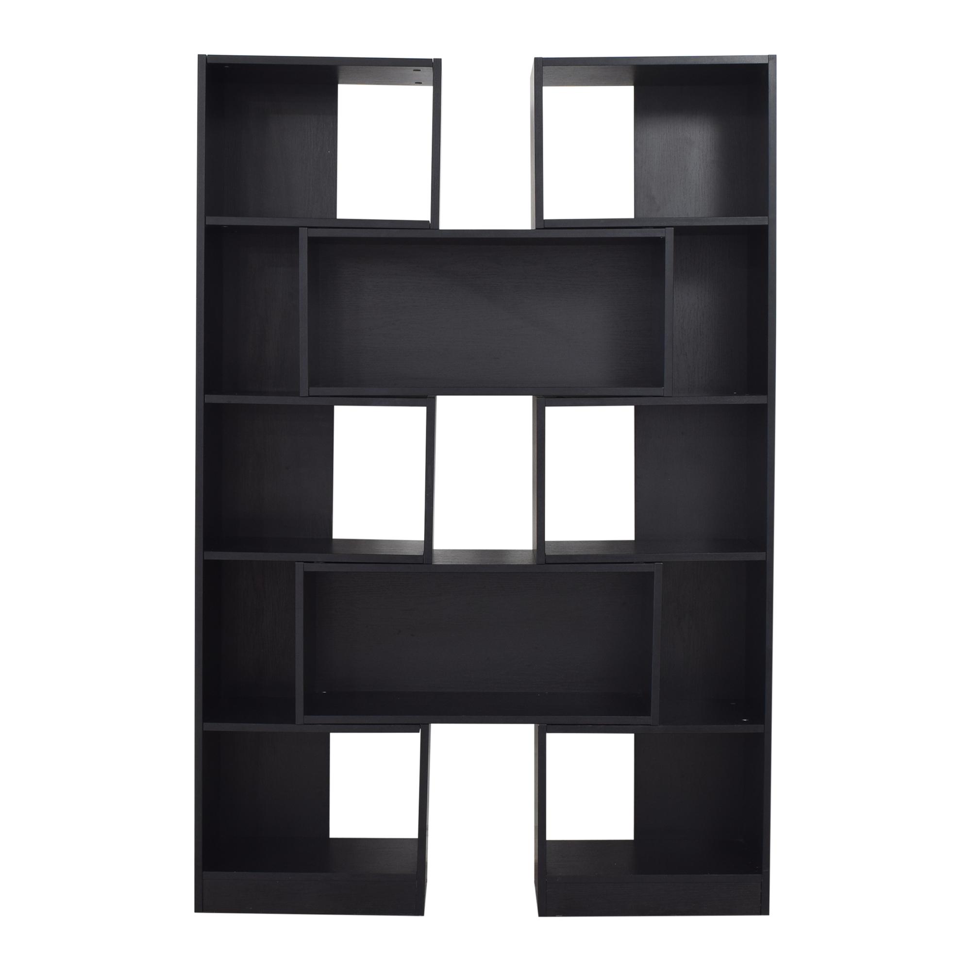 Crate & Barrel Crate & Barrel Puzzle Bookshelf ct