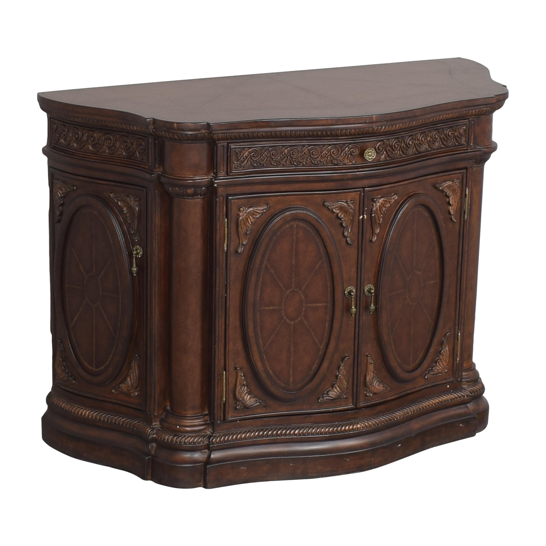 Bassett Carved Credenza Bassett Furniture
