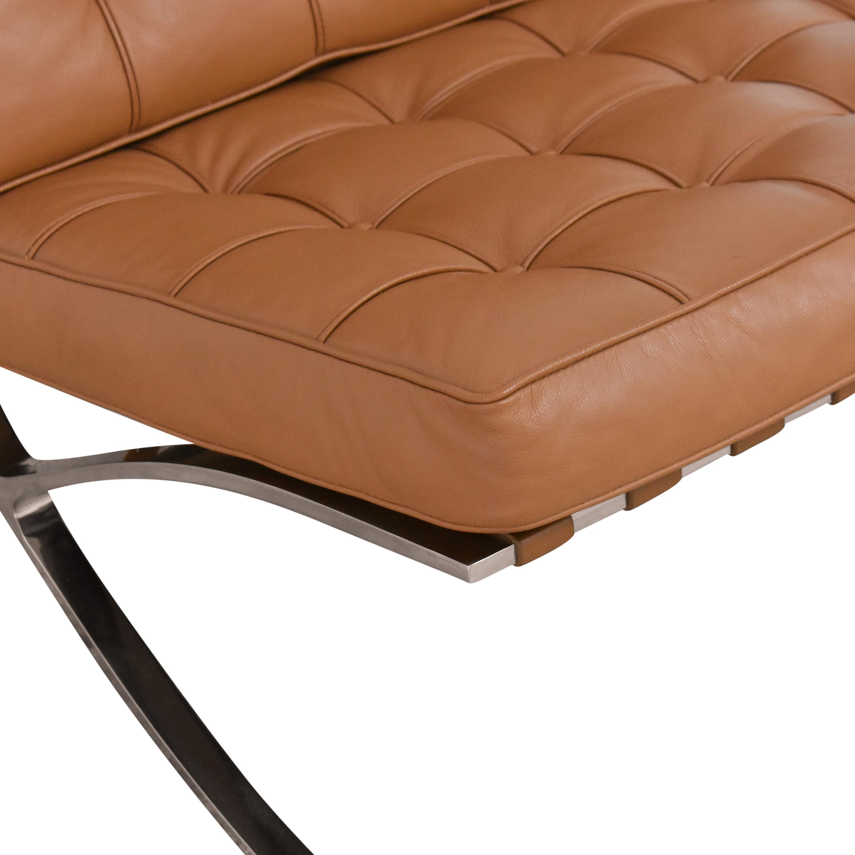Modern Classics Modern Classics Barcelona Chair Replica ct