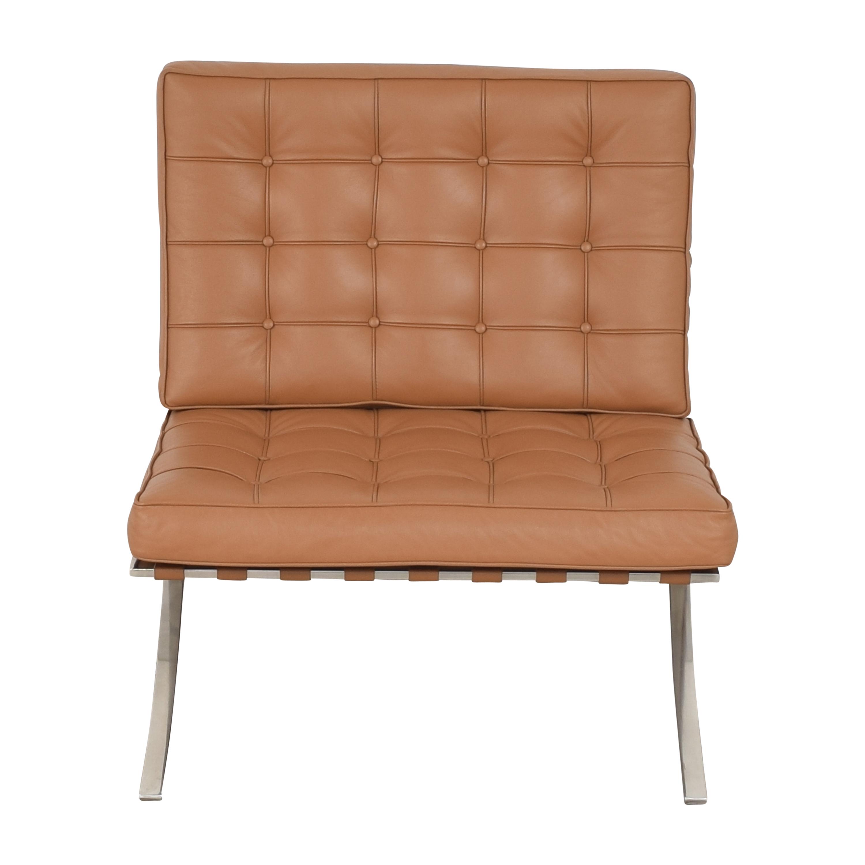 shop Modern Classics Modern Classics Barcelona Chair Replica online