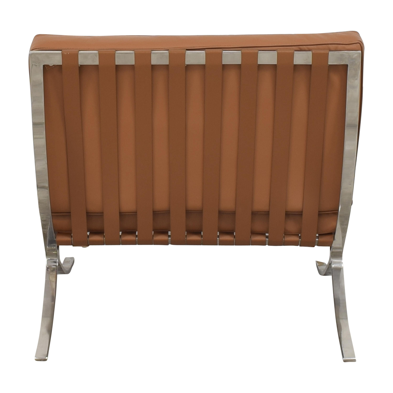buy Modern Classics Barcelona Chair Replica Modern Classics Accent Chairs