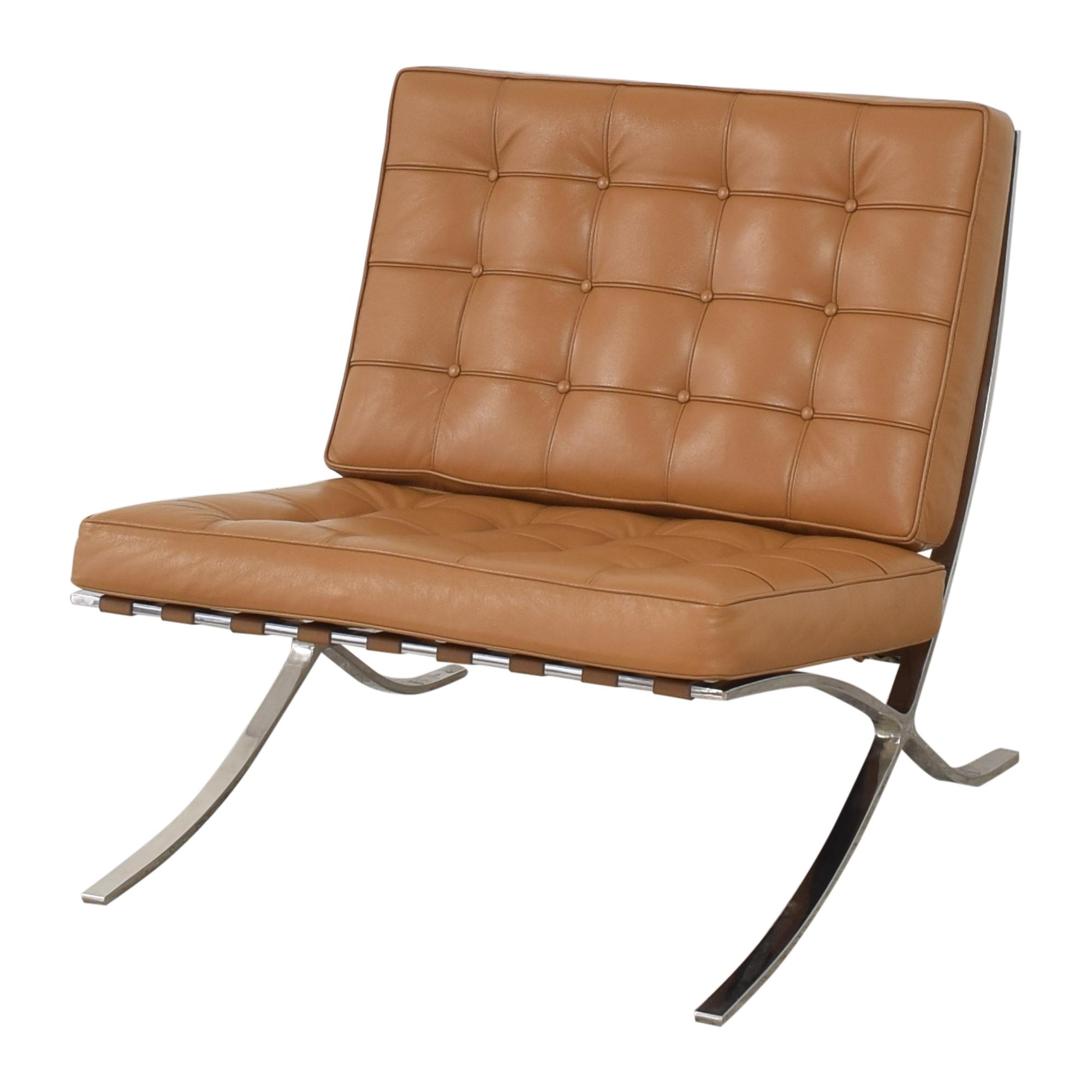 Modern Classics Modern Classics Barcelona Chair Replica nj