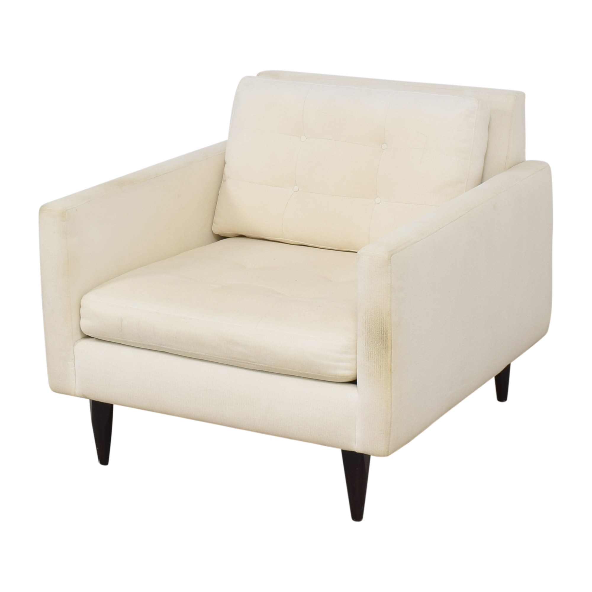 Crate & Barrel Crate & Barrel Petrie Midcentury Chair ma