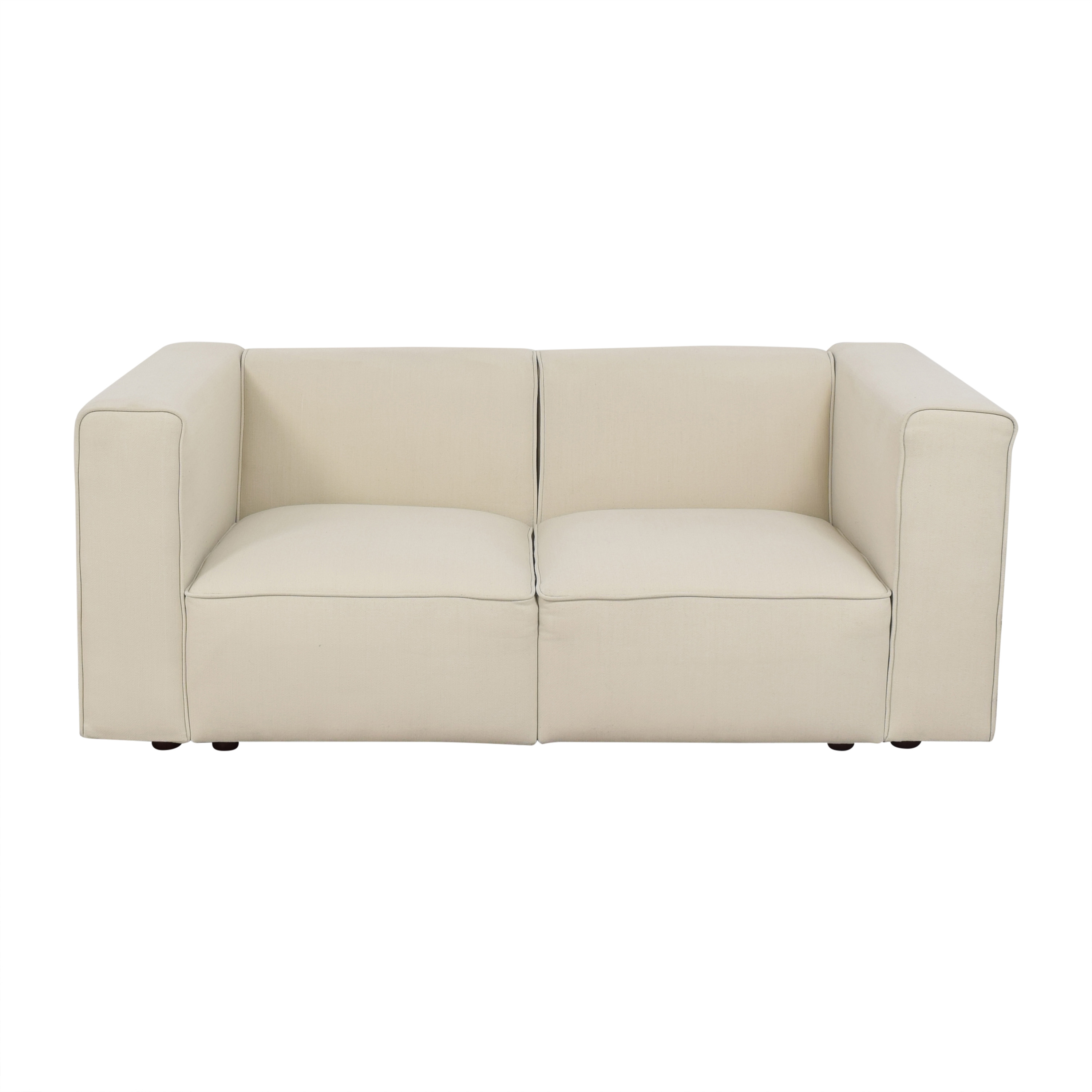 Coddle Coddle Node Modular Loveseat with Ottoman coupon