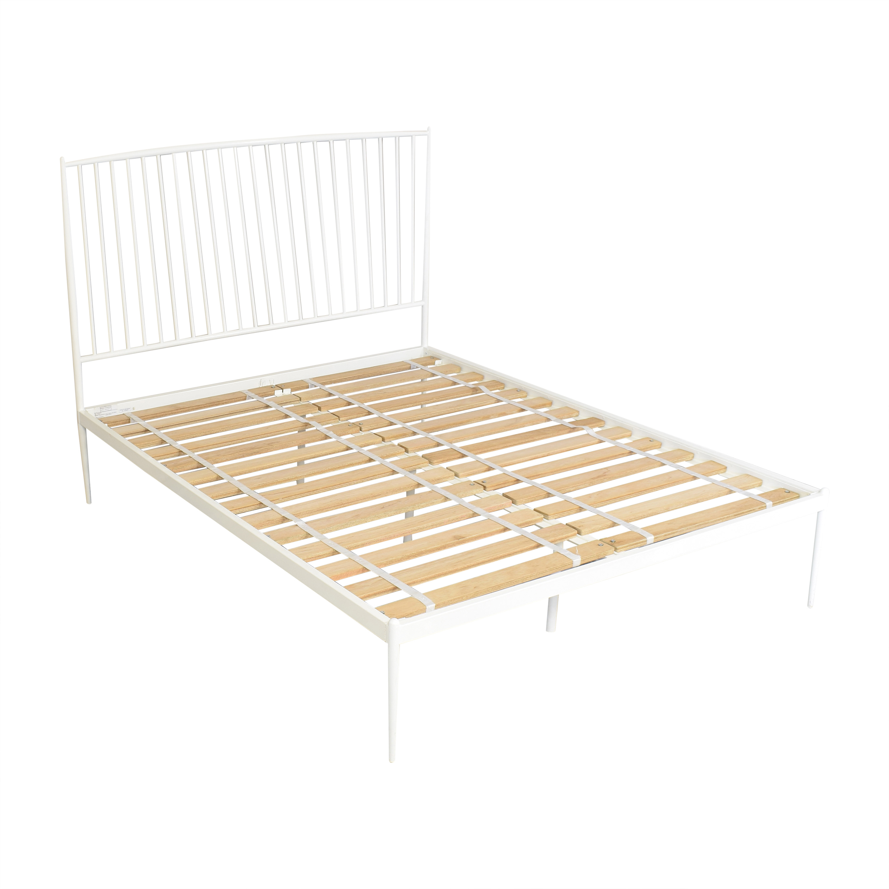 buy West Elm Stella Queen Bed West Elm Bed Frames