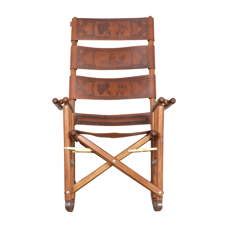 Custom Rocking Chair pa
