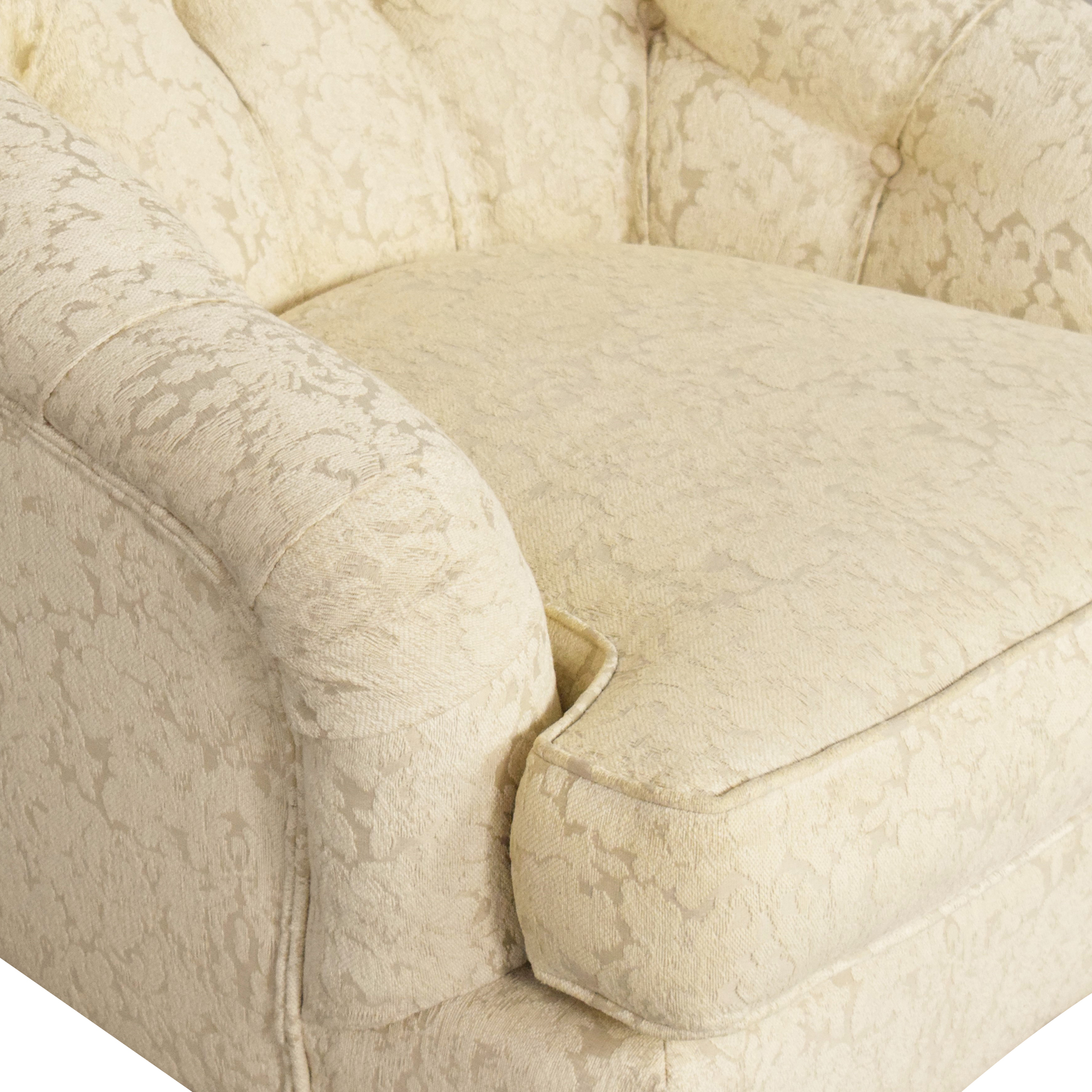 ABC Carpet & Home ABC Carpet & Home Mitchell Gold Accent Chair for sale