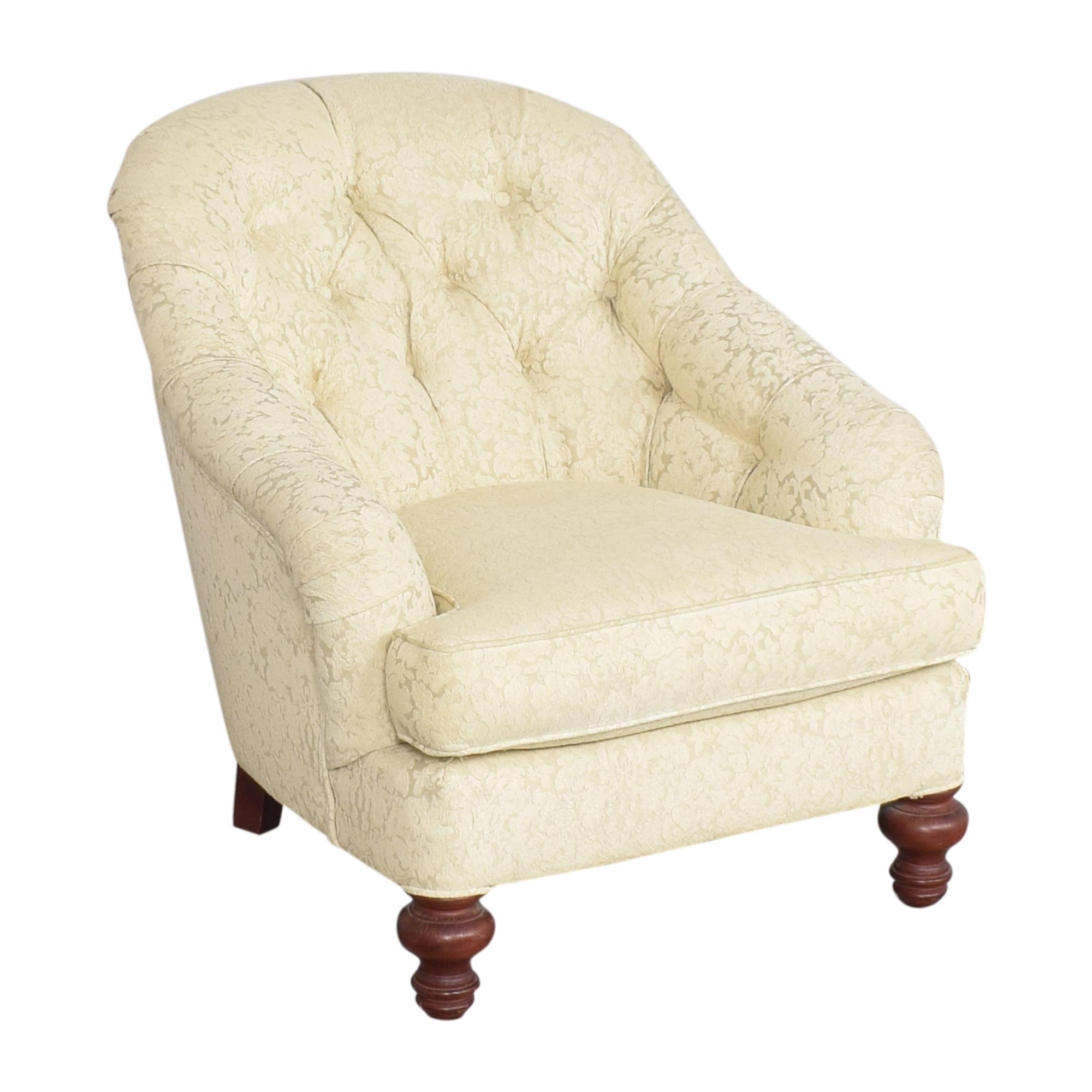 ABC Carpet & Home ABC Carpet & Home Mitchell Gold Accent Chair pa
