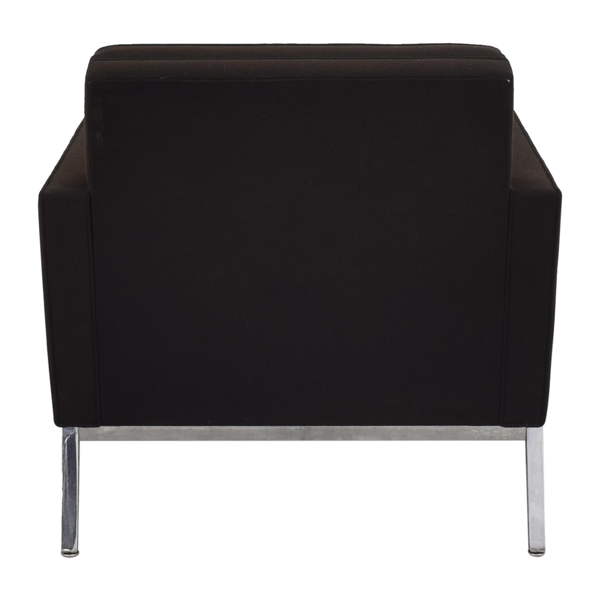 Steelcase Steelcase Vintage Club Chair dimensions