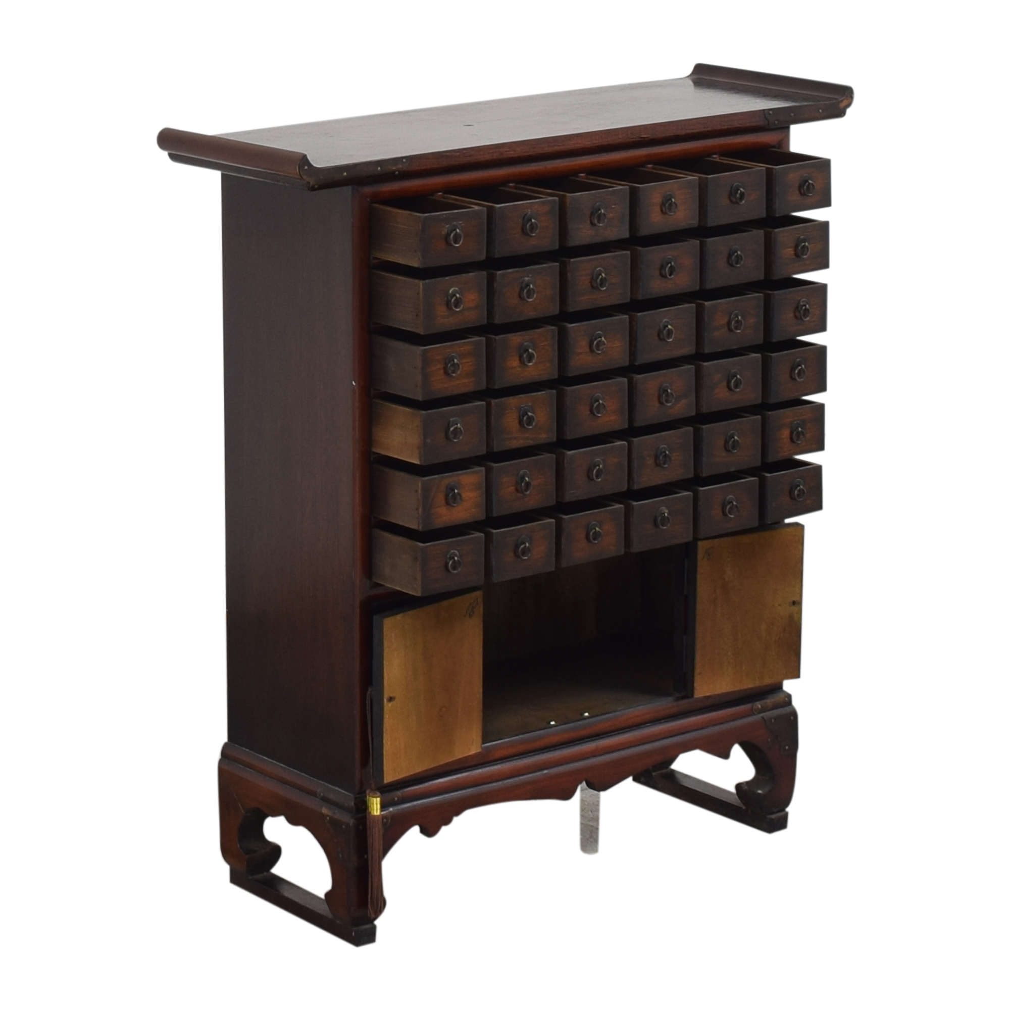 shop Asian-Style Apothecary Chest  Storage