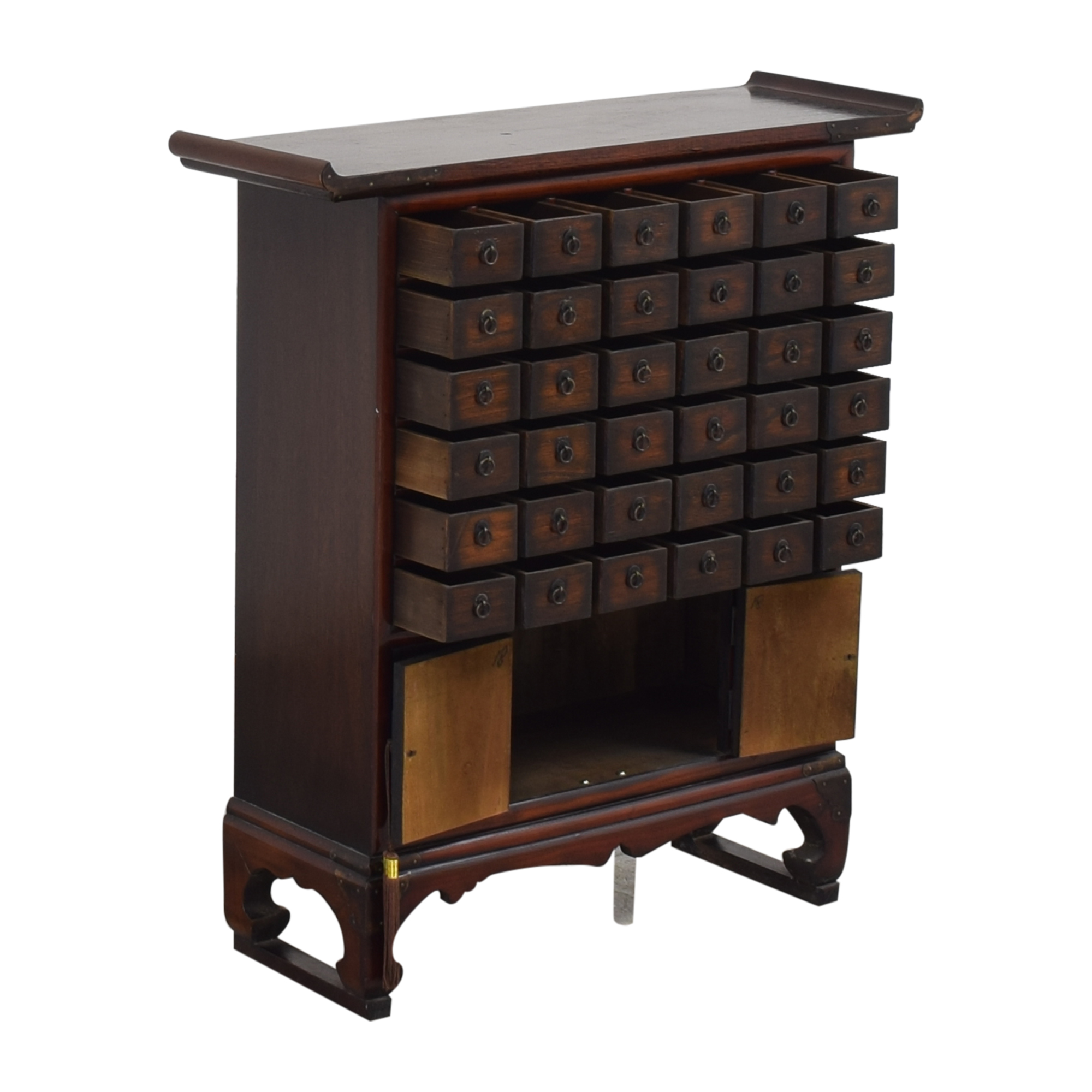 Asian-Style Apothecary Chest ct