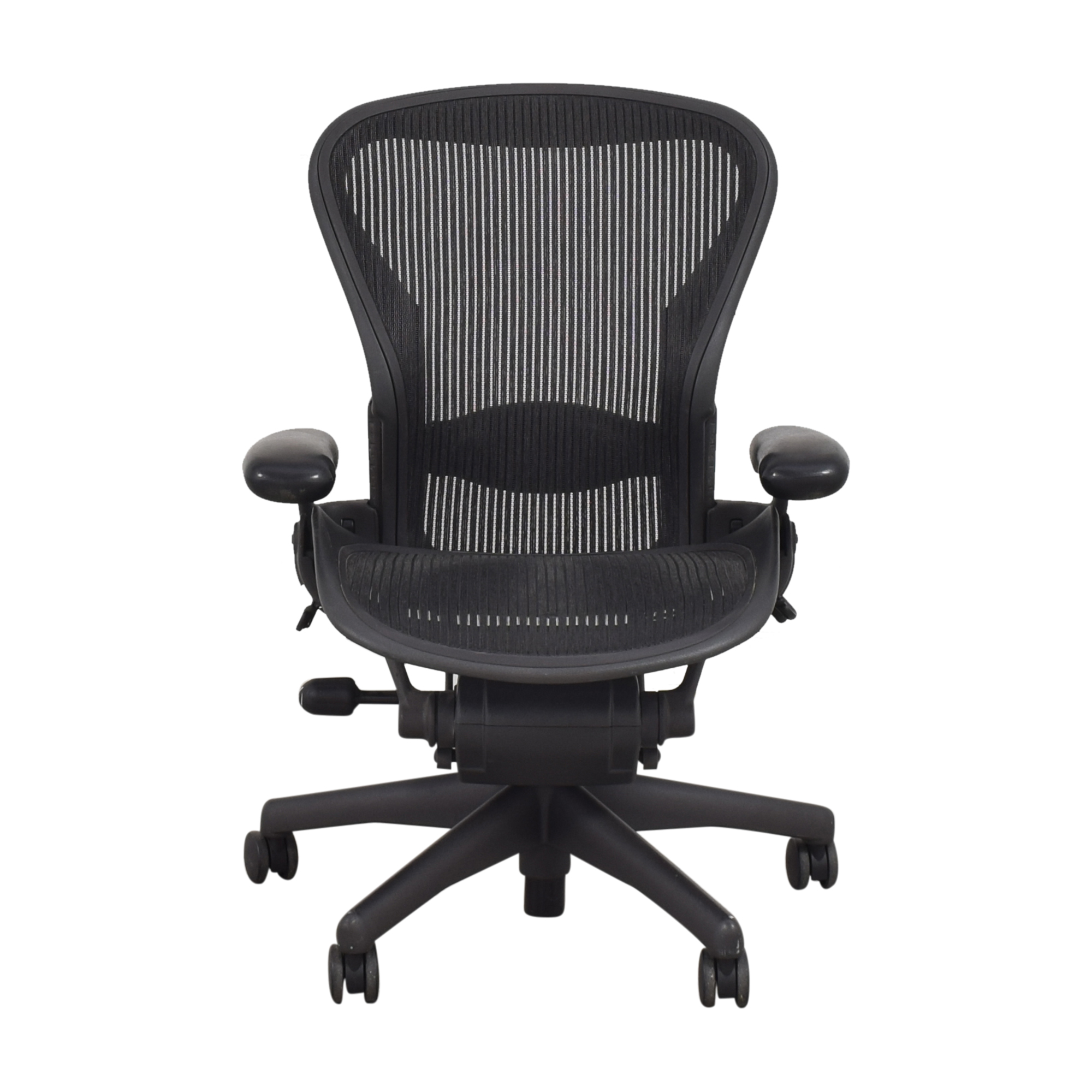 buy Herman Miller Herman Miller Aeron Size B Swivel Desk Chair online