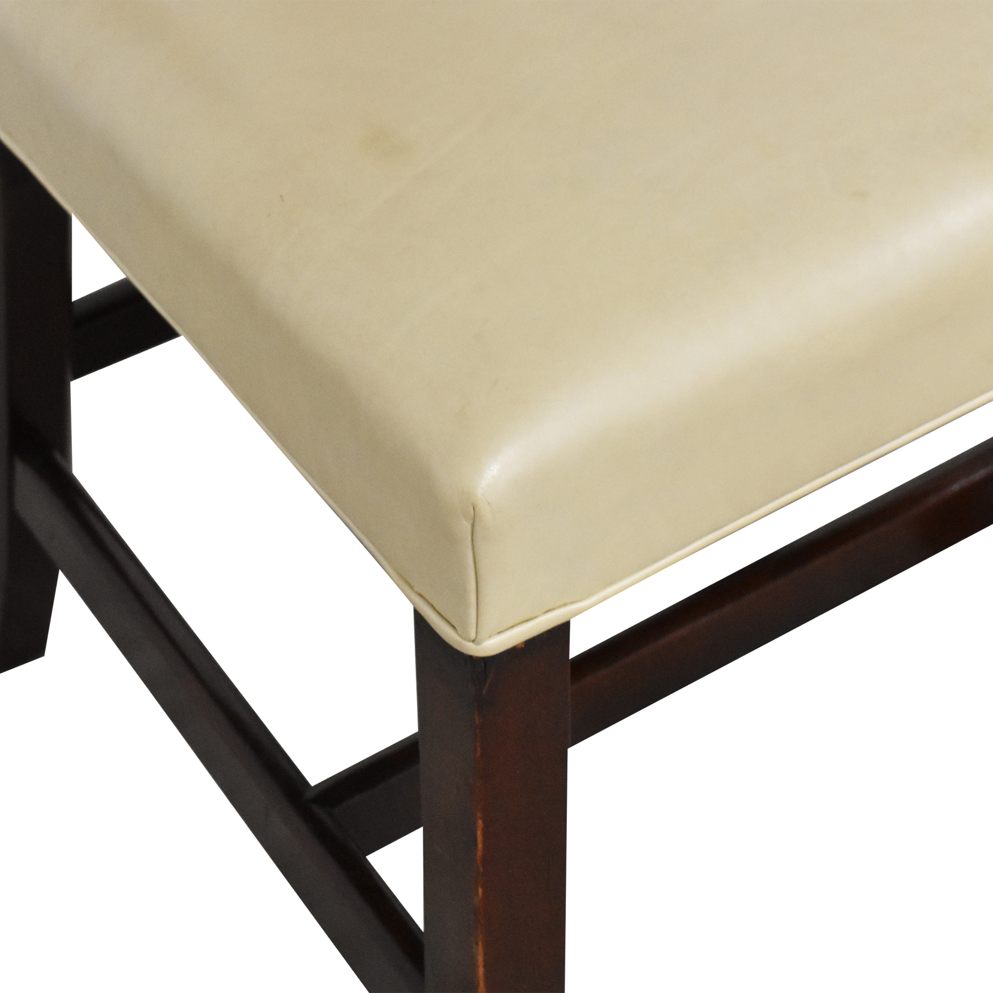 Baker Furniture Baker Furniture Chippendale-Style Dining Side Chairs dimensions