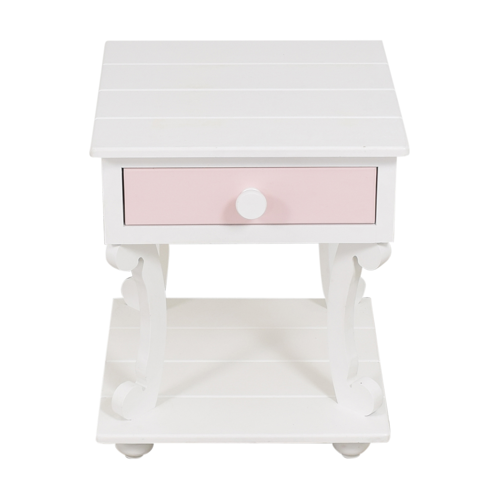Single Drawer Nightstand Tables