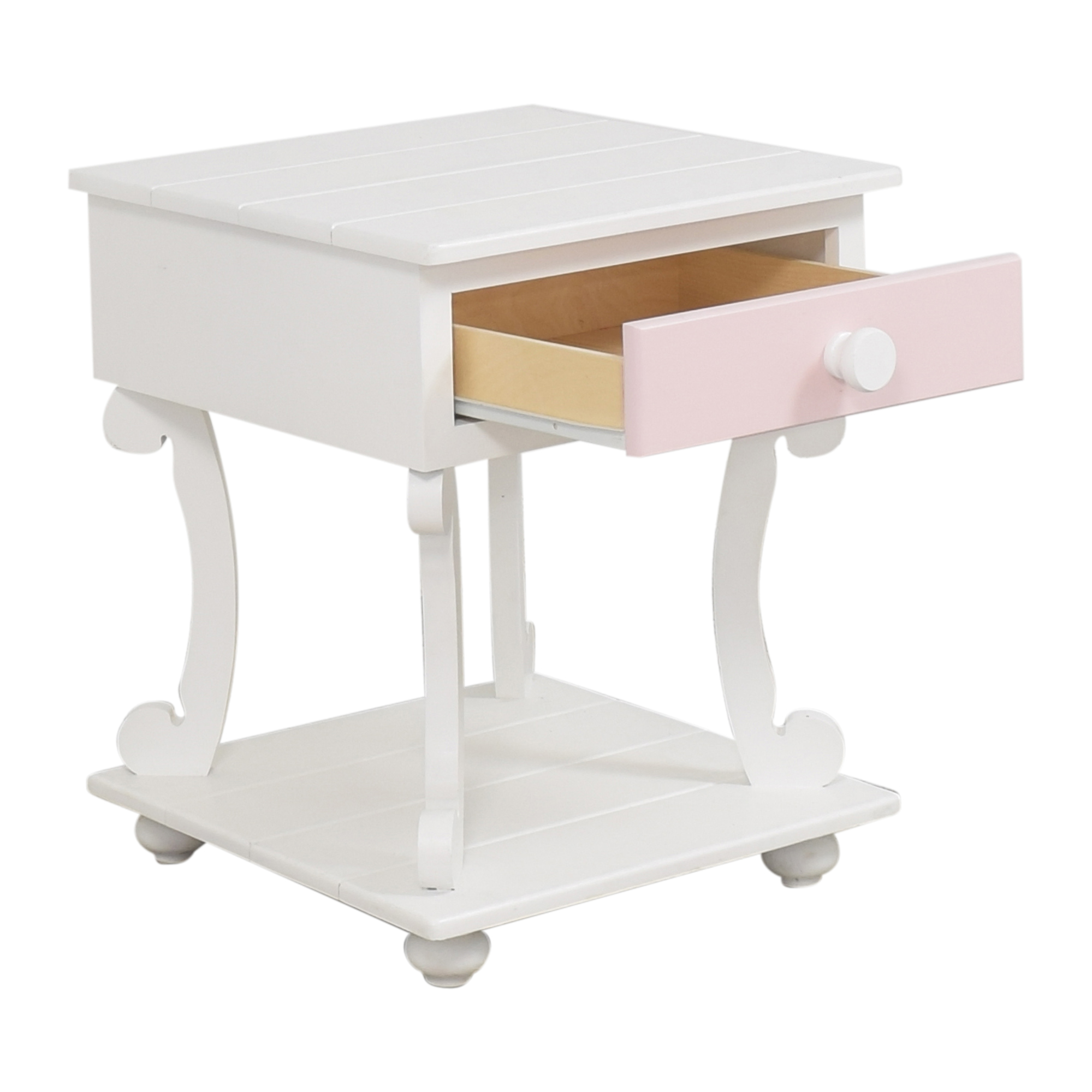 Single Drawer Nightstand / Tables
