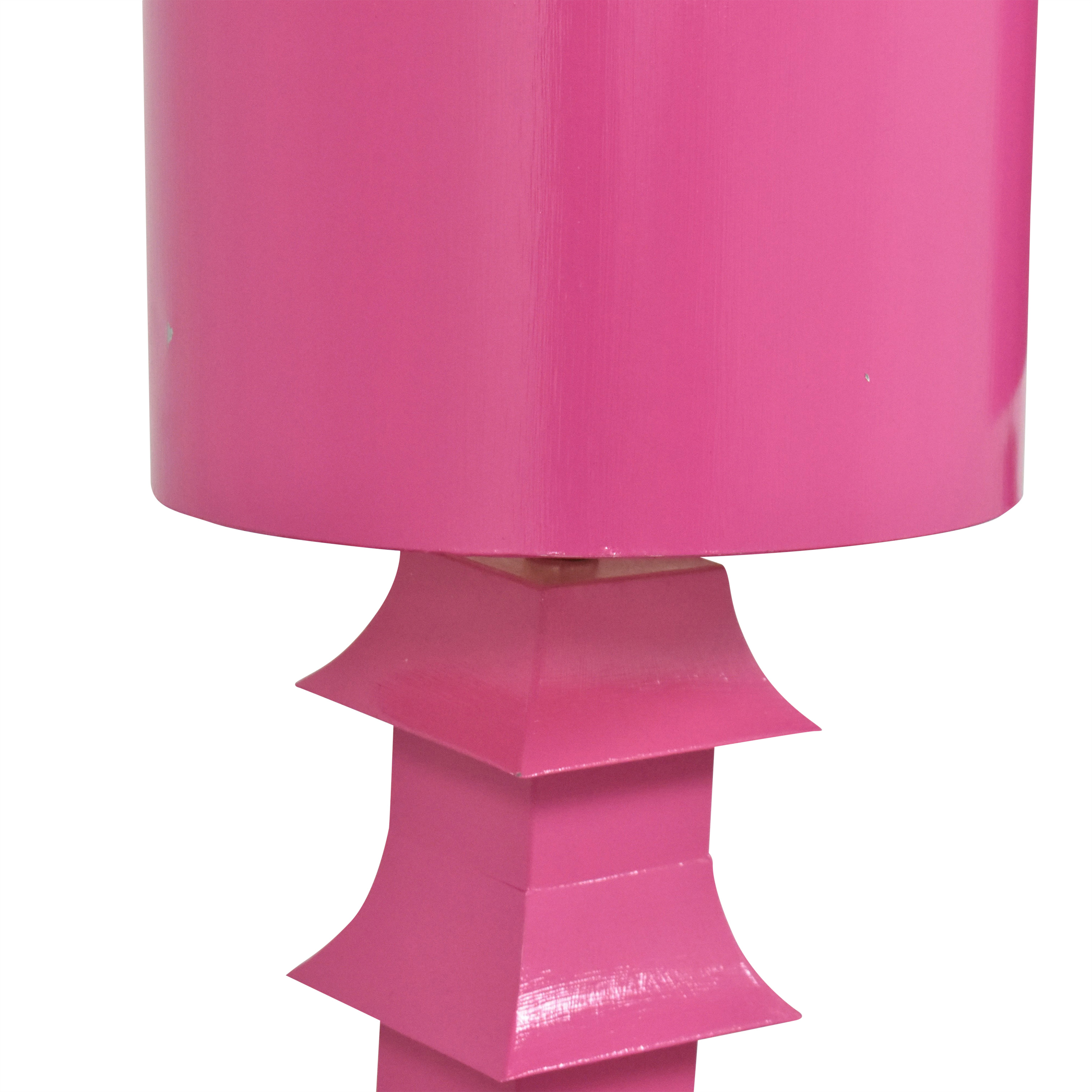 Worlds Away Worlds Away Pagoda Table Lamps pa