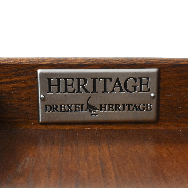 Drexel Heritage Drexel Heritage Four Drawer Nightstands used