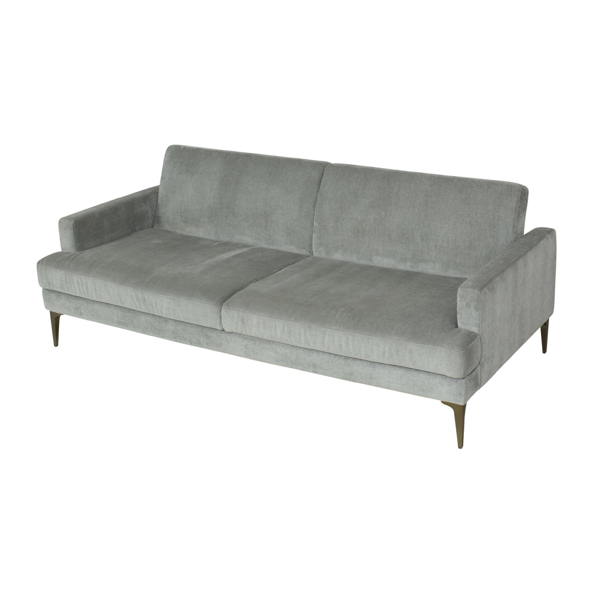 West Elm West Elm Andes Full Futon Sofa Beds