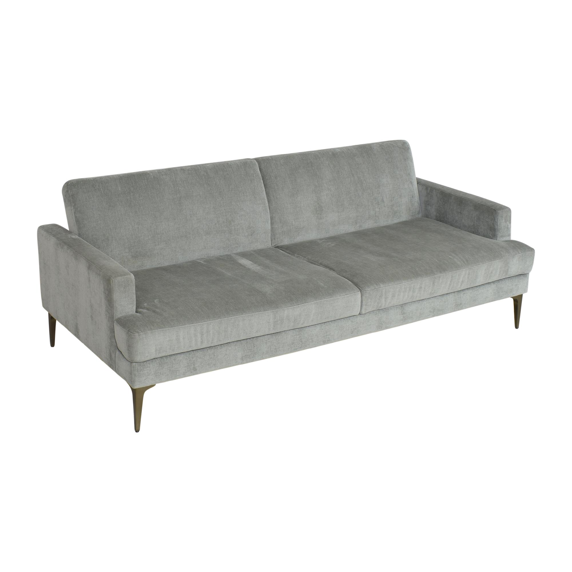 buy West Elm Andes Full Futon West Elm Sofa Beds