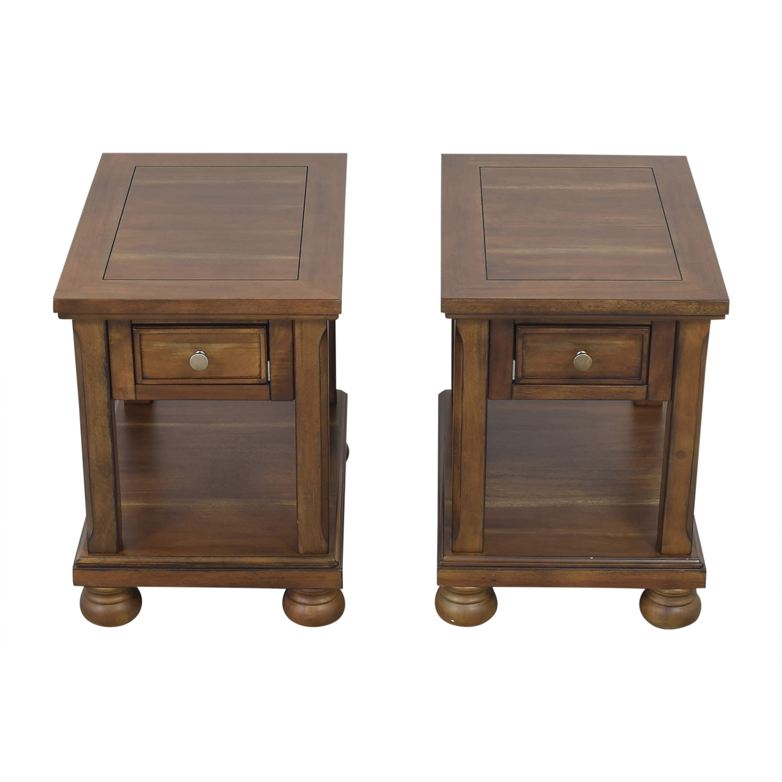 Ashley Furniture Ashley Furniture Porter Chairside End Tables nyc