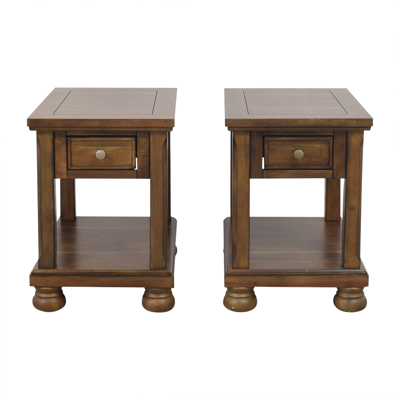 buy Ashley Furniture Porter Chairside End Tables Ashley Furniture Tables